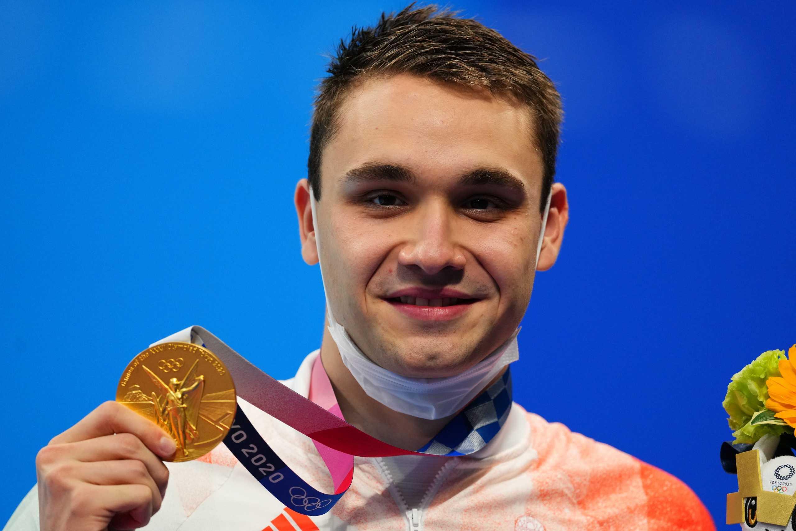 Ολυμπιακοί Αγώνες: Ο Ούγγρος Κριστόφ Μίλακ έσπασε το ρεκόρ του Μάικλ Φελπς
