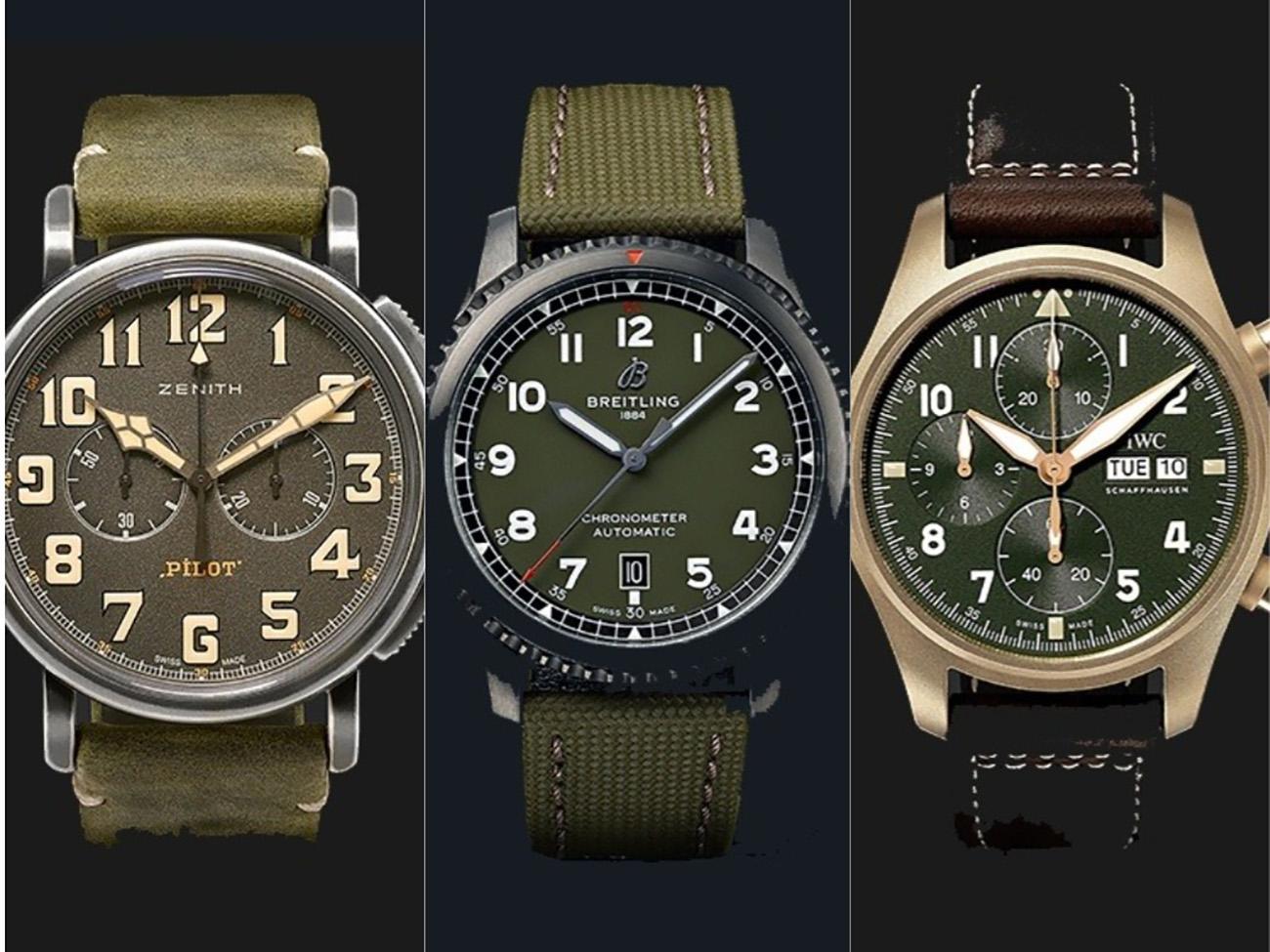 5 στιβαρά ρολόγια με military στυλ που αξίζει να επενδύσεις