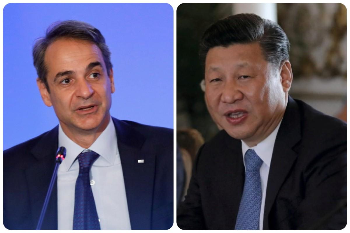 Επικοινωνία Μητσοτάκη – Τζινπίνγκ για Ανατολική Μεσόγειο, Κύπρο, διμερείς σχέσεις Ελλάδας – Κίνας