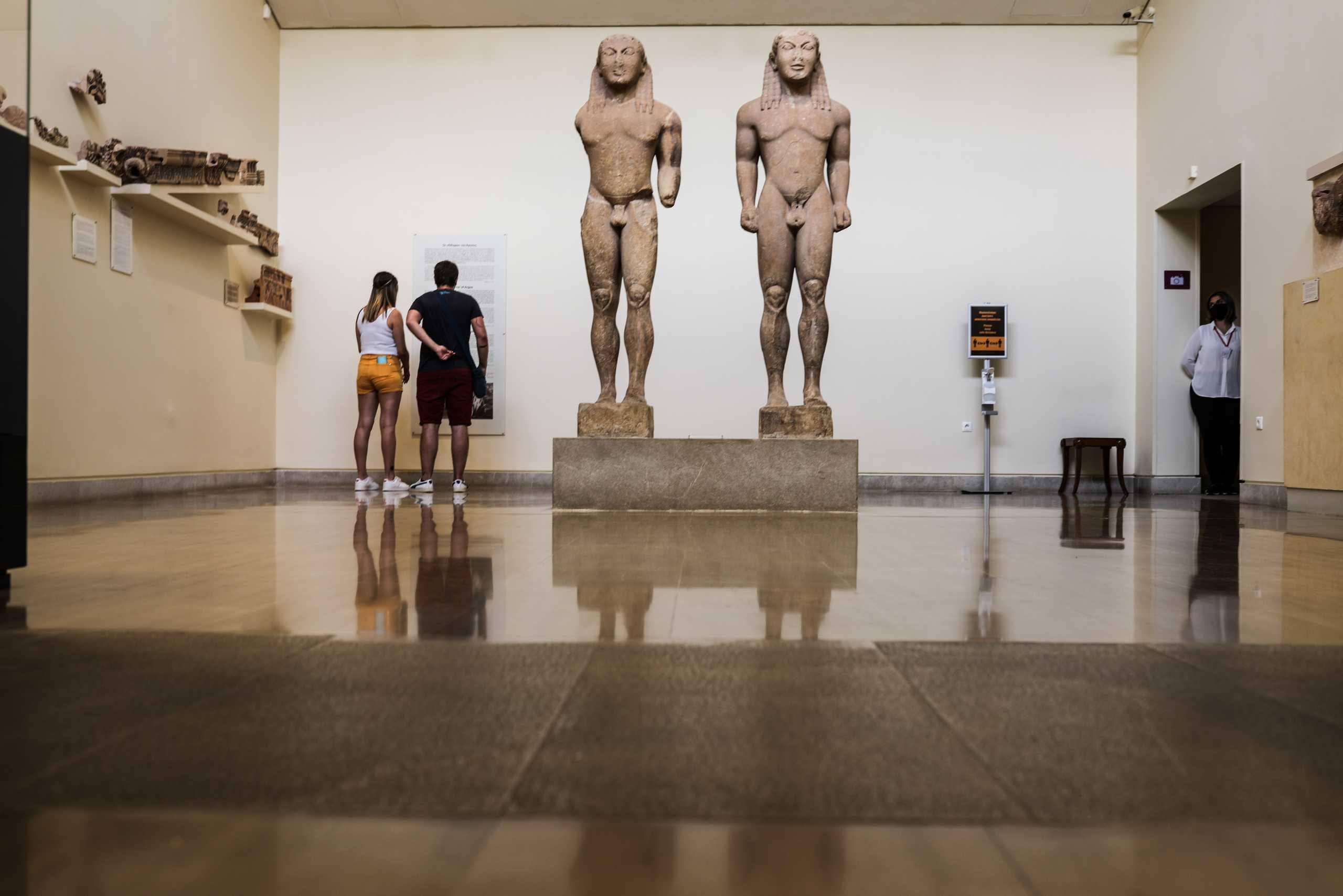 Μουσείο Δελφών: Ψηφιακά προσβάσιμο σε άτομα με αδυναμία στην κίνηση, την ακοή και την όραση
