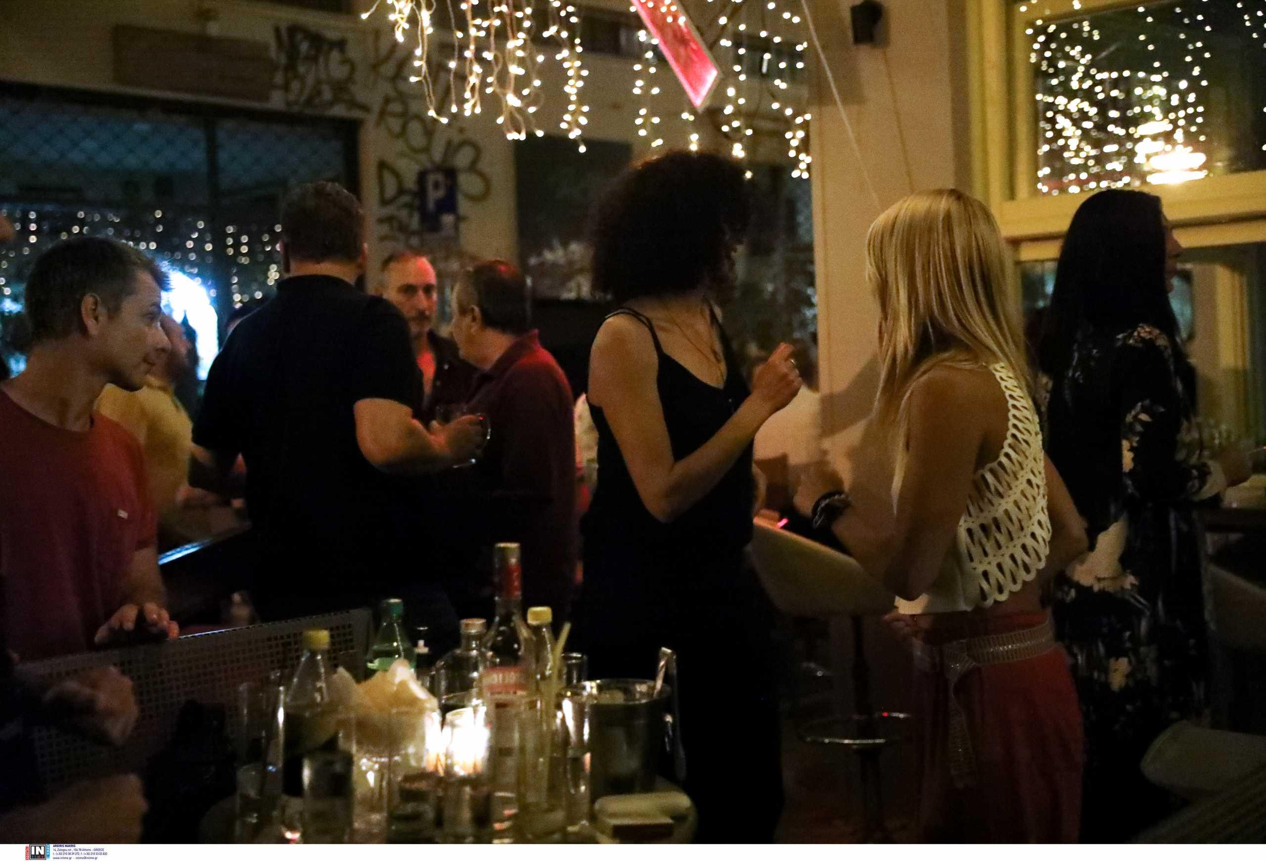 Νέα μέτρα: Διασκέδαση μόνο για καθήμενους, γάμοι με χορό μόνο για ζευγάρι και… πεθερικά
