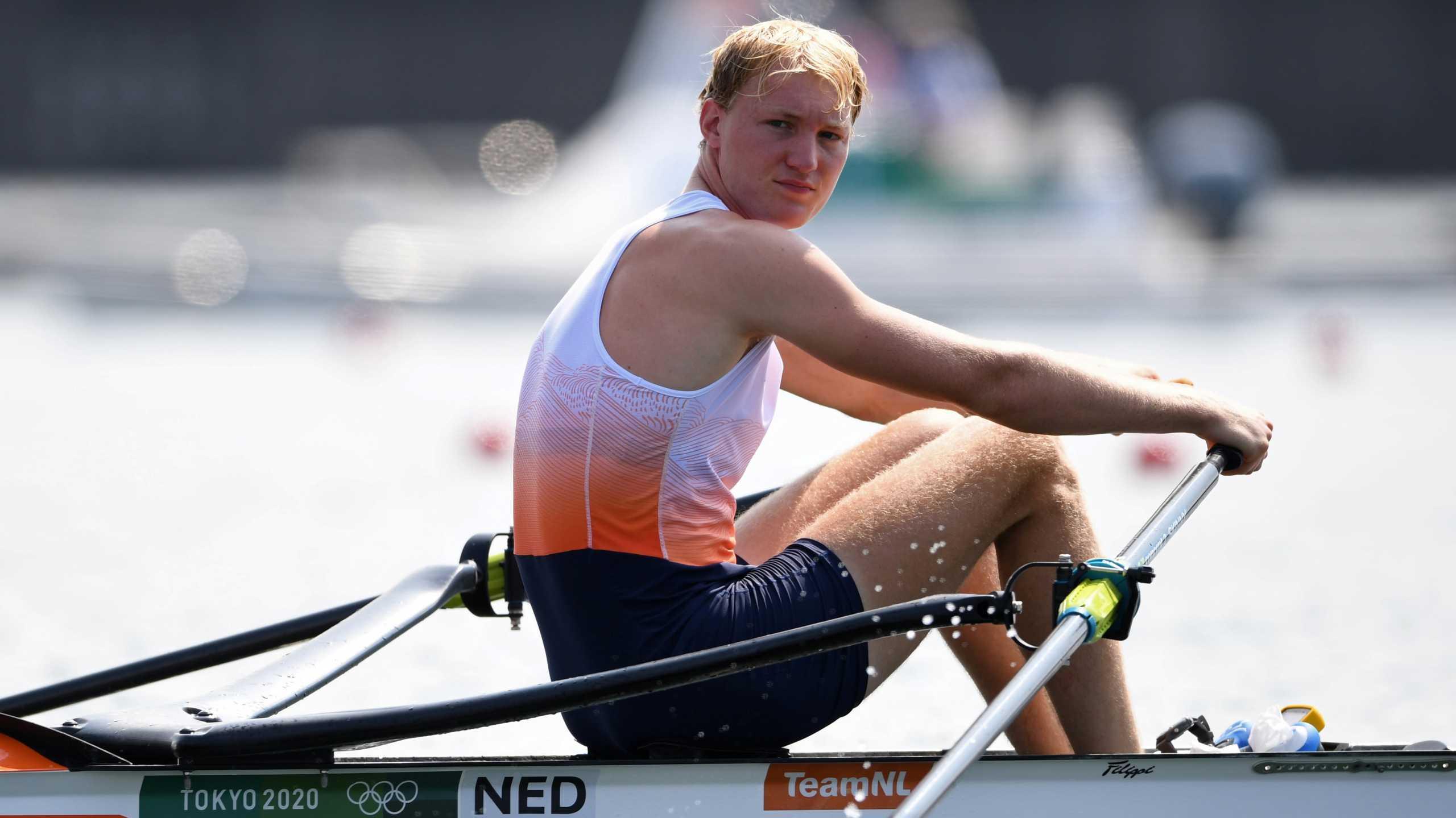 Ολυμπιακοί Αγώνες: Θετικός στον κορονοϊό Ολλανδός κωπηλάτης