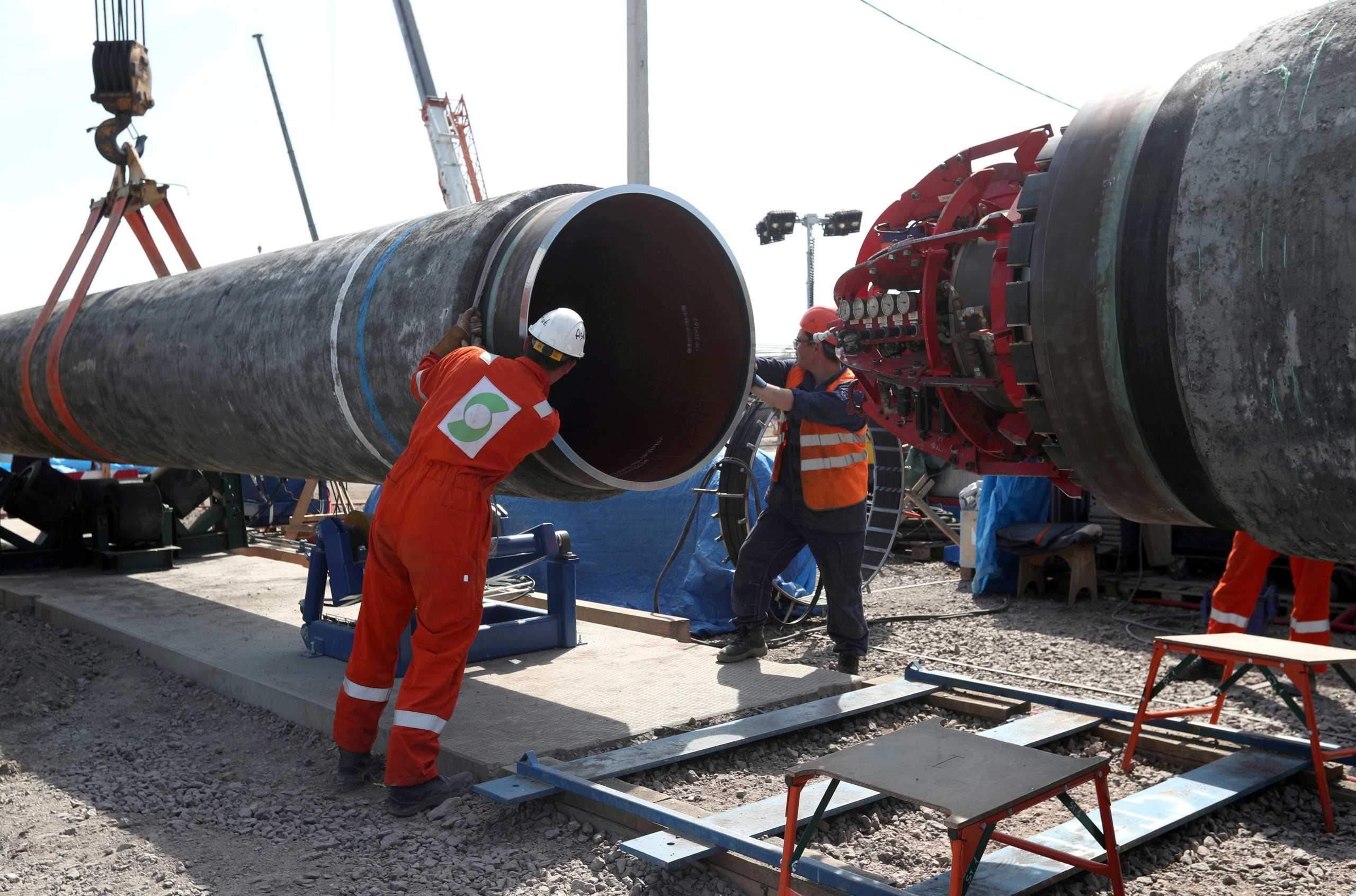 Nord Stream 2: Η Μόσχα χαιρετίζει αλλά και διαφωνεί με ορισμένες θέσεις της συμφωνίας ΗΠΑ-Γερμανίας