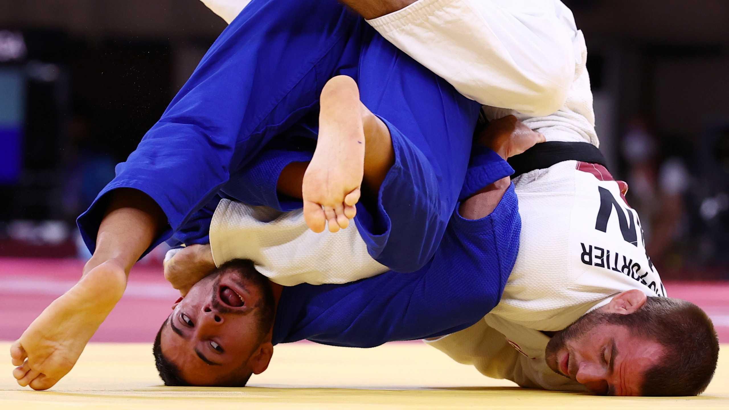 Ολυμπιακοί Αγώνες – Τζούντο: Αποκλείστηκε ο Αλέξης Ντανατσίδης