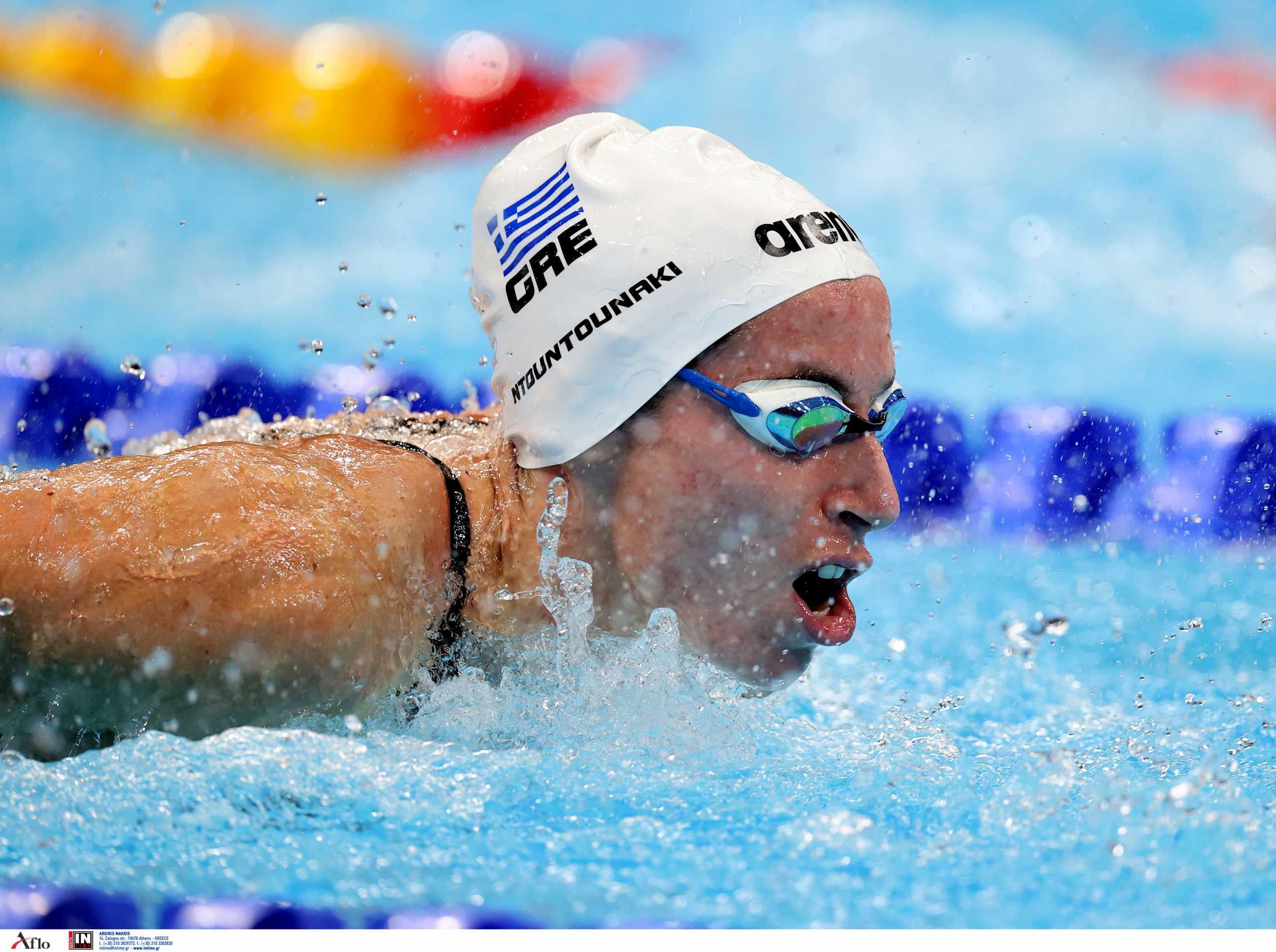 Ολυμπιακοί Αγώνες: Πανελλήνιο ρεκόρ η Ντουντουνάκη έχασε οριακά τον τελικό