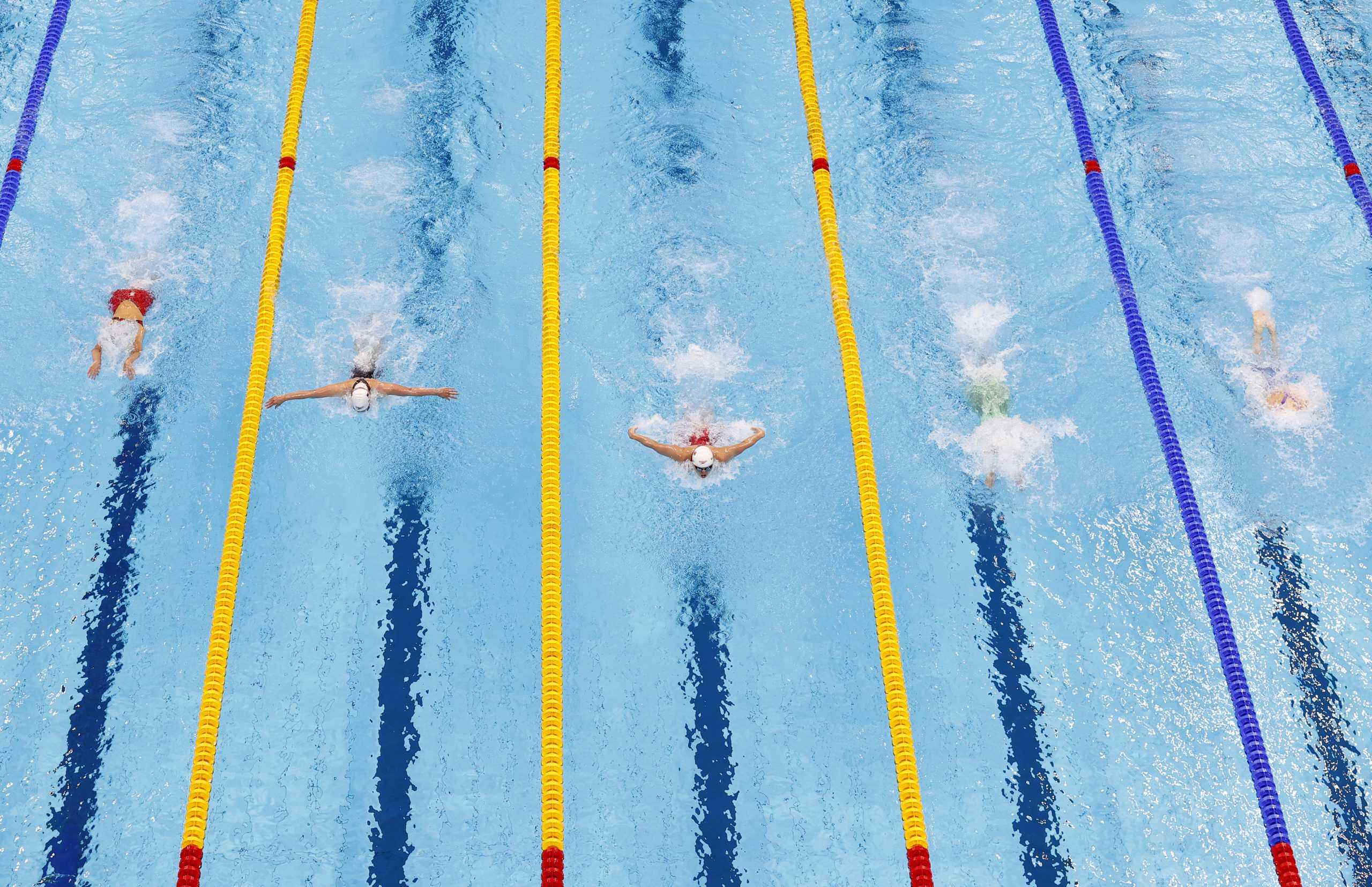 Ολυμπιακοί Αγώνες: Η Άννα Ντουντουνάκη προκρίθηκε στα ημιτελικά