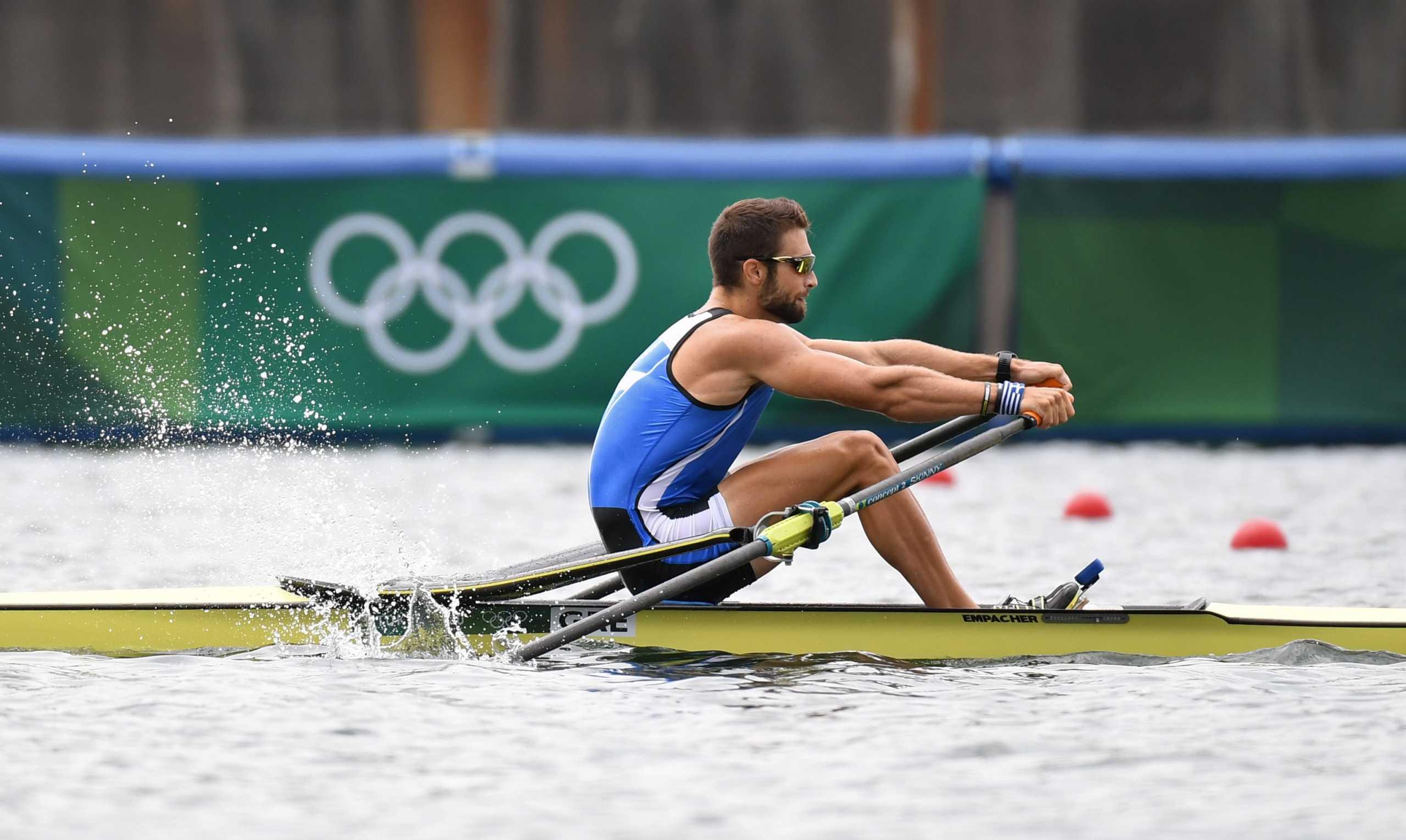 Χρυσός Ολυμπιονίκης Στέφανος Ντούσκος: «Στα τελευταία 500μ. έλεγα ότι δεν θα με δουν καν»