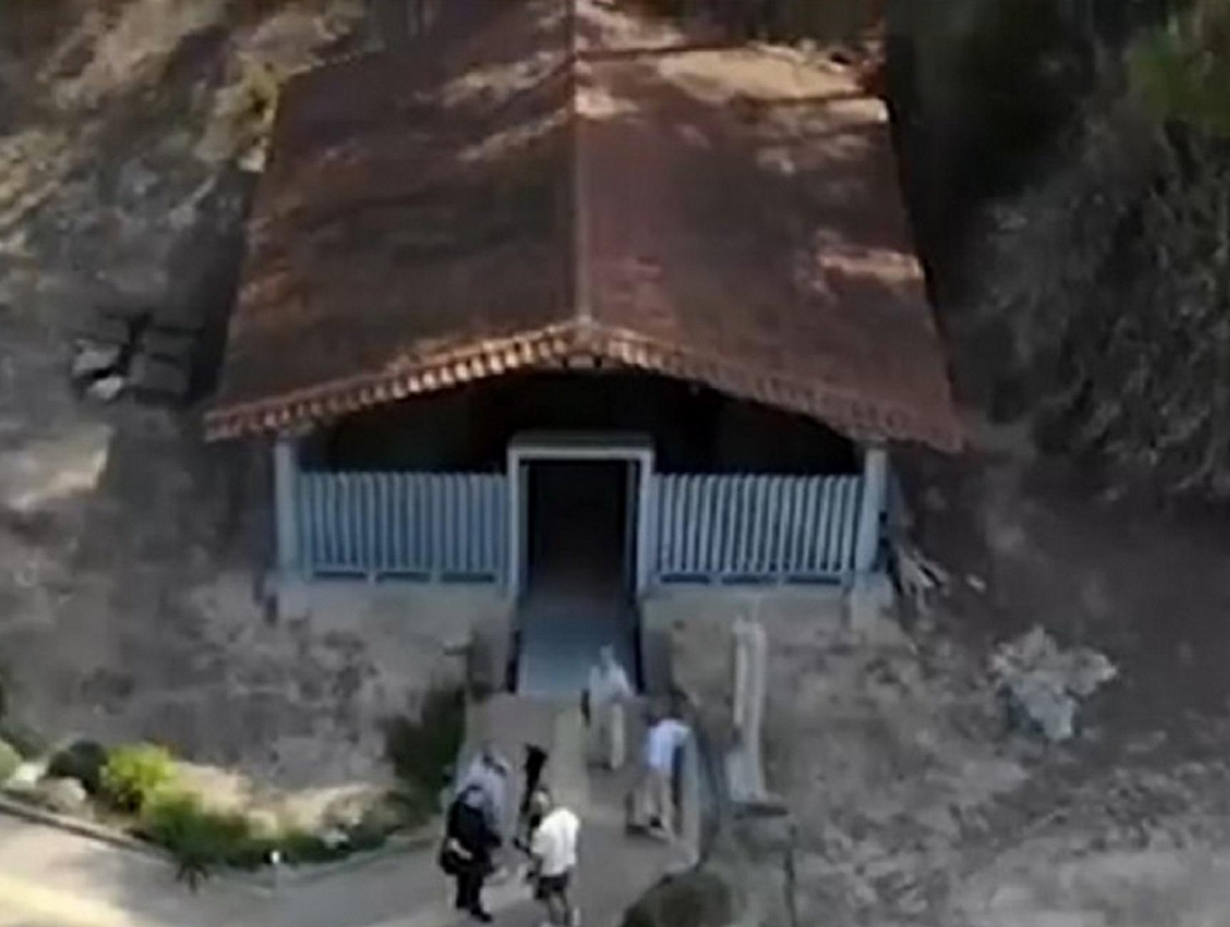 Τάφος Ολυμπιάδας: «Εδώ έθαψαν τη μητέρα του Μεγάλου Αλεξάνδρου» – Οι εικόνες και η επίμαχη ανάλυση