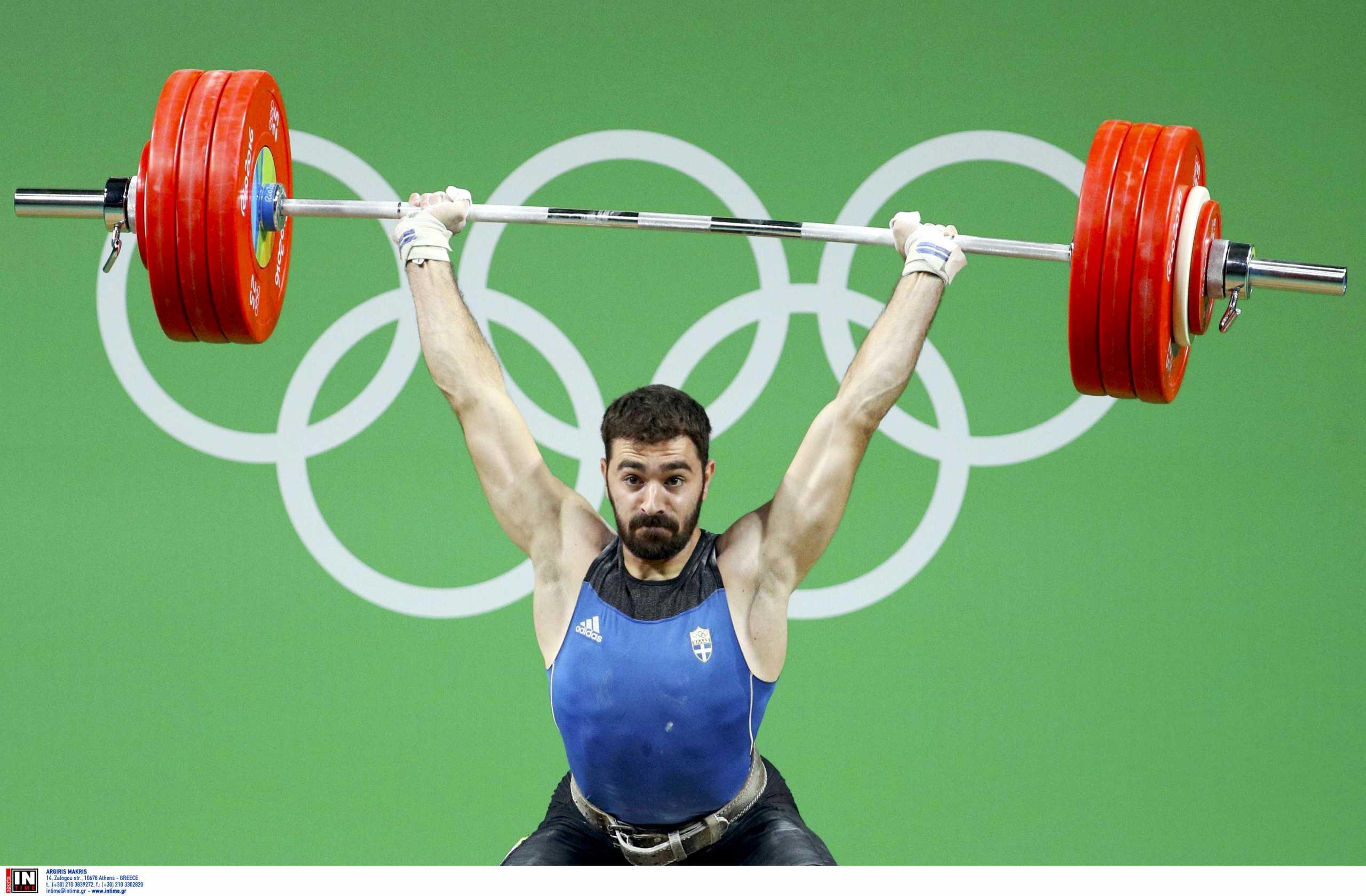 Στους Ολυμπιακούς Αγώνες ο Θοδωρής Ιακωβίδης