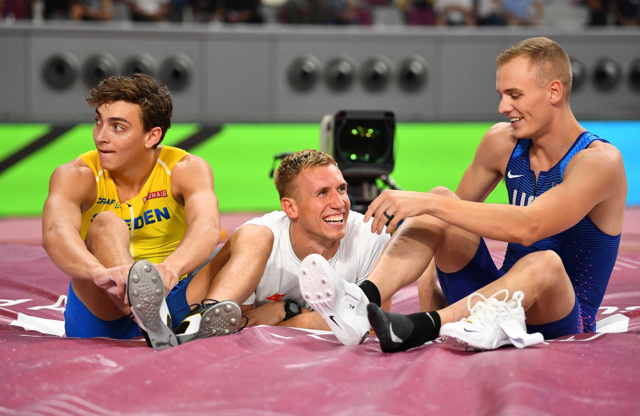 Ολυμπιακοί Αγώνες: Θετικός στον κορονοϊό ο παγκόσμιος πρωταθλητής Σαμ Κέντρικς, σε απομόνωση πολλοί αθλητές