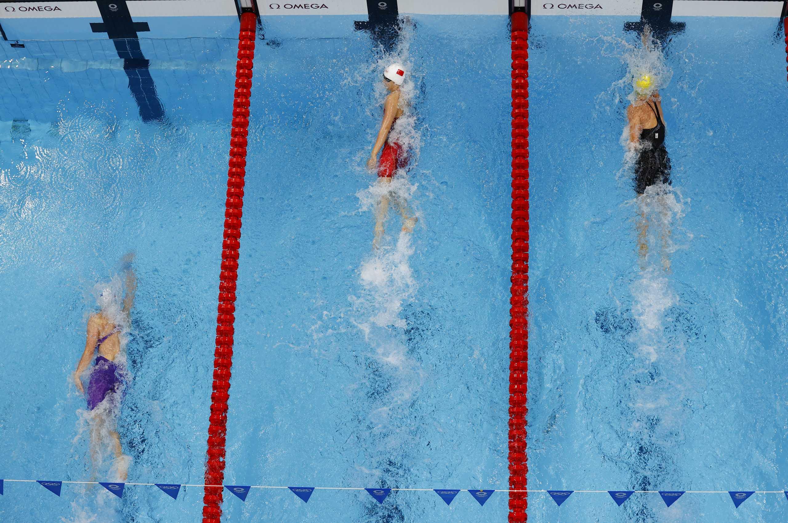 Ολυμπιακοί Αγώνες: Ενδέκατη με πανελλήνιο ρεκόρ η 4Χ100μ. μικτή ομαδική mixed