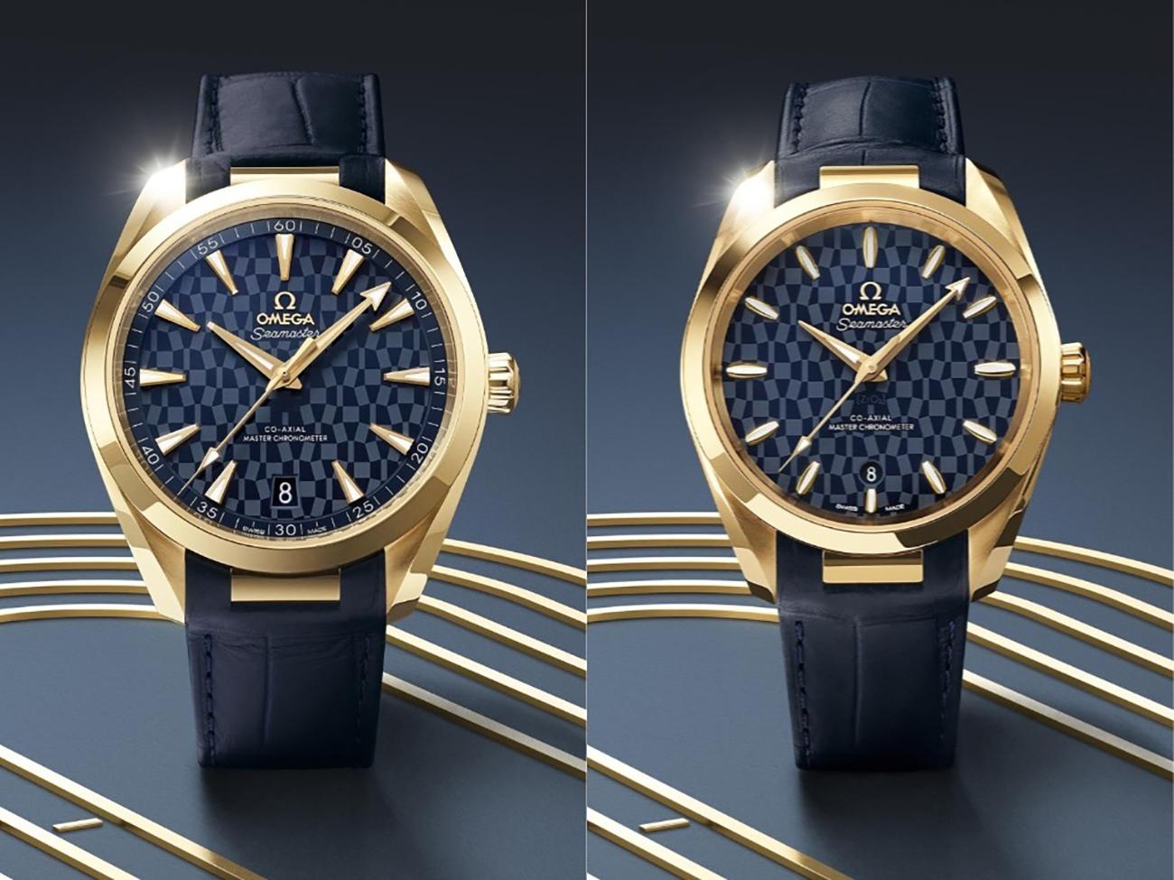 Δείτε τα δύο νέα πολυτελή ρολόγια της Omega για τους Ολυμπιακούς Αγώνες Τόκιο 2020