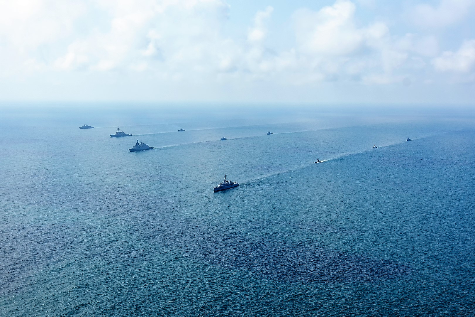Πολεμικό Ναυτικό: «Παρών» στην άσκηση «BREEZE 2021» στην Μαύρη Θάλασσα [pics]