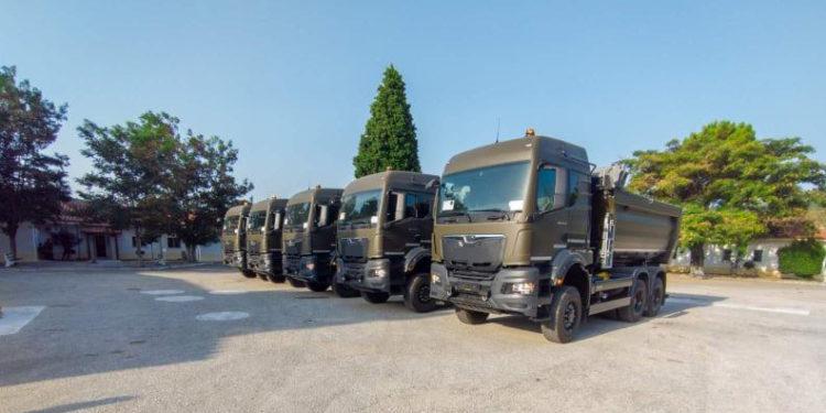 Στρατός Ξηράς: Αυτά είναι τα νέα Βαρέα Οχήματα Μηχανικού – Δείτε πλάνα! [pics]