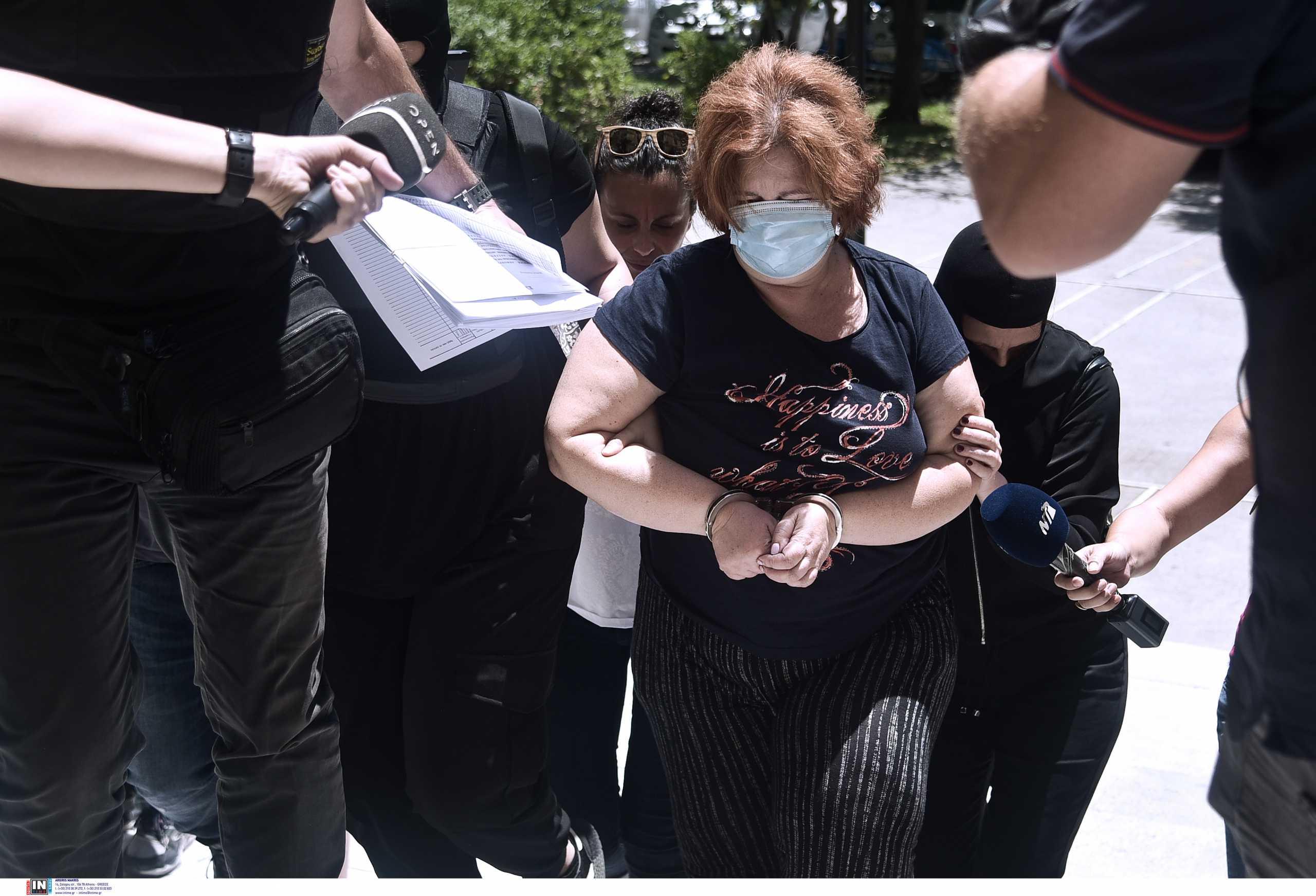 Αυτή είναι η Ελληνοουκρανή που έκρυβε στο σπίτι της τον Χρήστο Παππά
