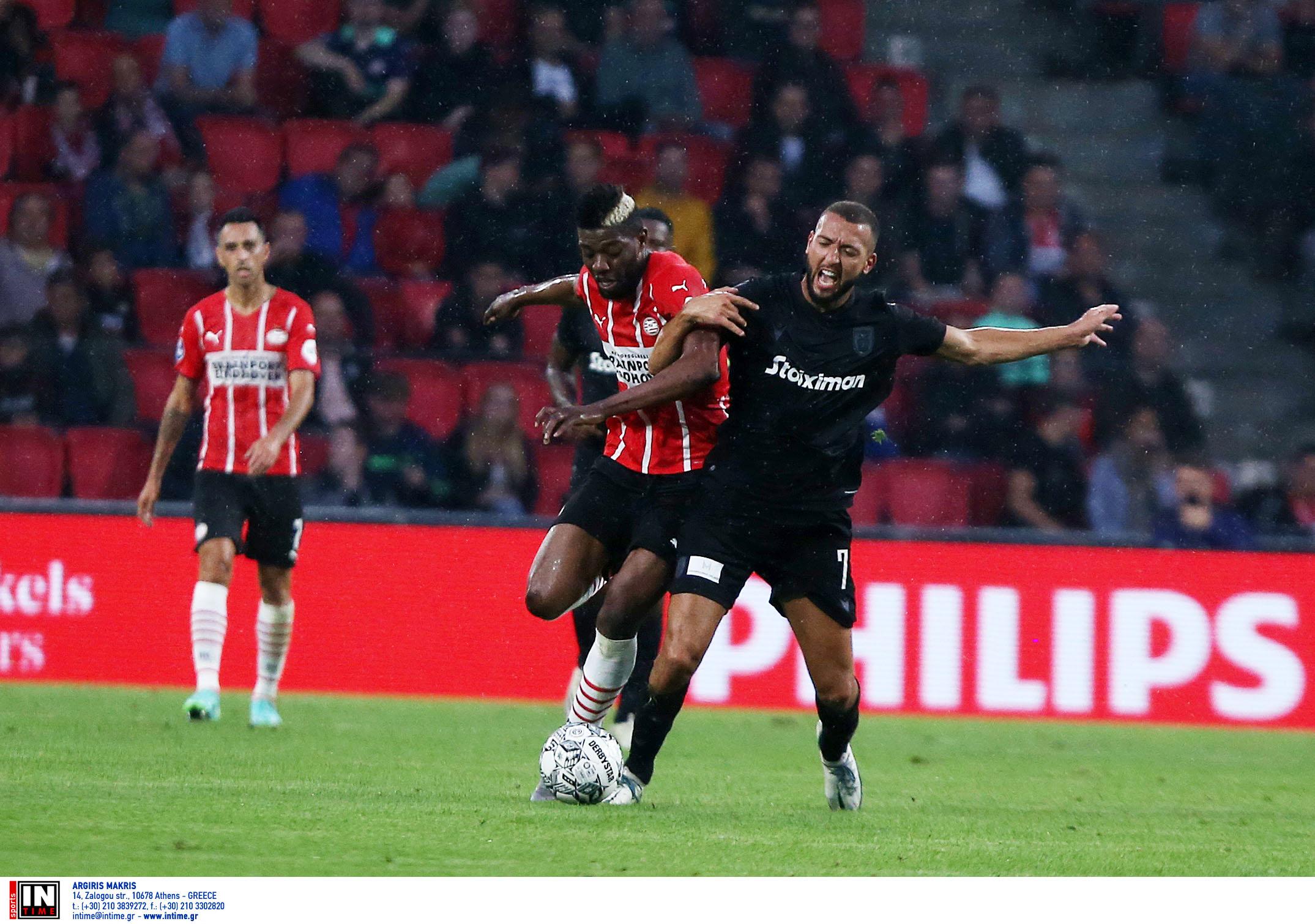 Αϊντχόφεν – ΠΑΟΚ 1-0: Ήττα για την ομάδα του Λουτσέσκου στο πρώτο φιλικό στην Ολλανδία