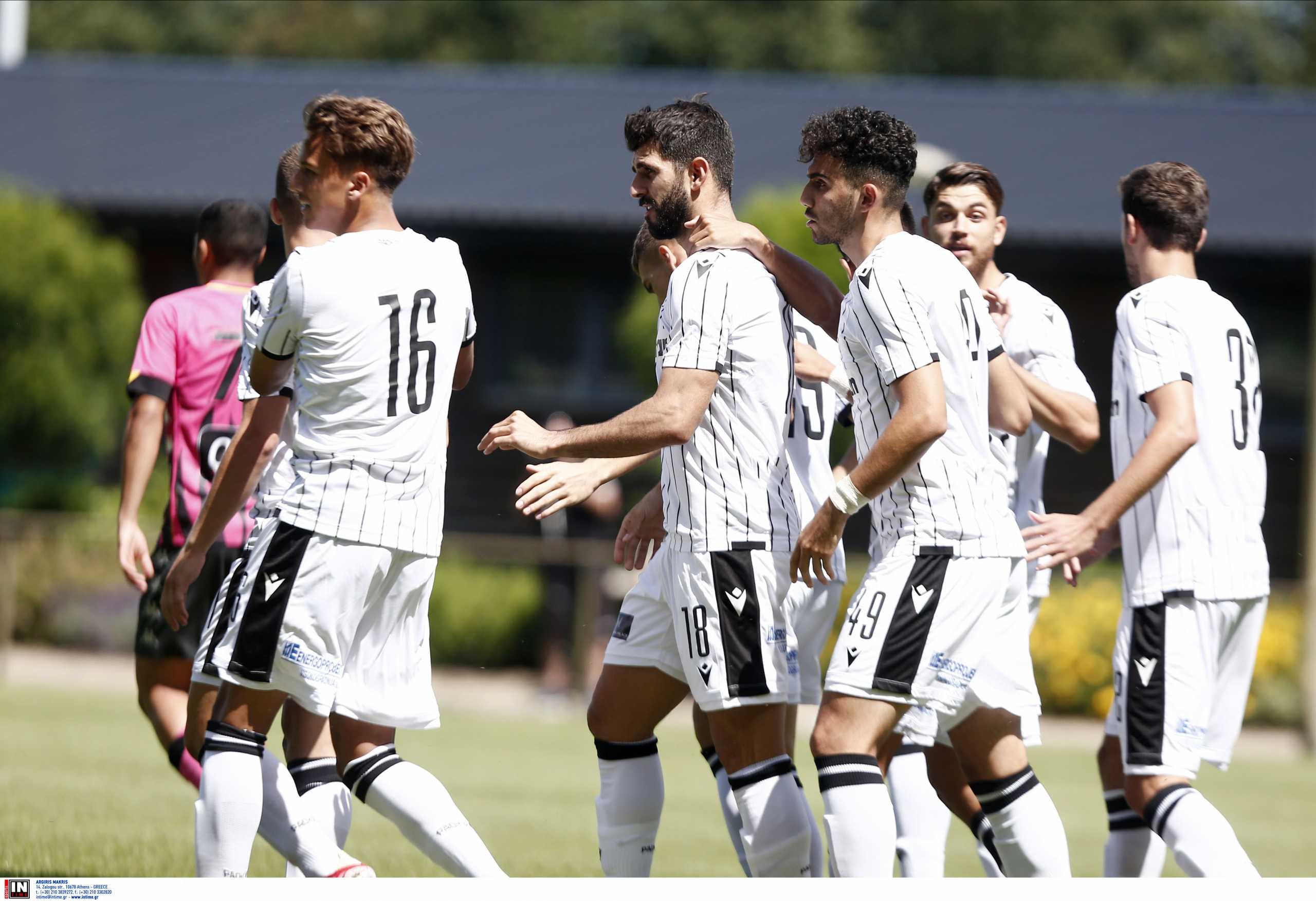 Σαρλερουά – ΠΑΟΚ 0-2: Νίκη με Ολιβέιρα