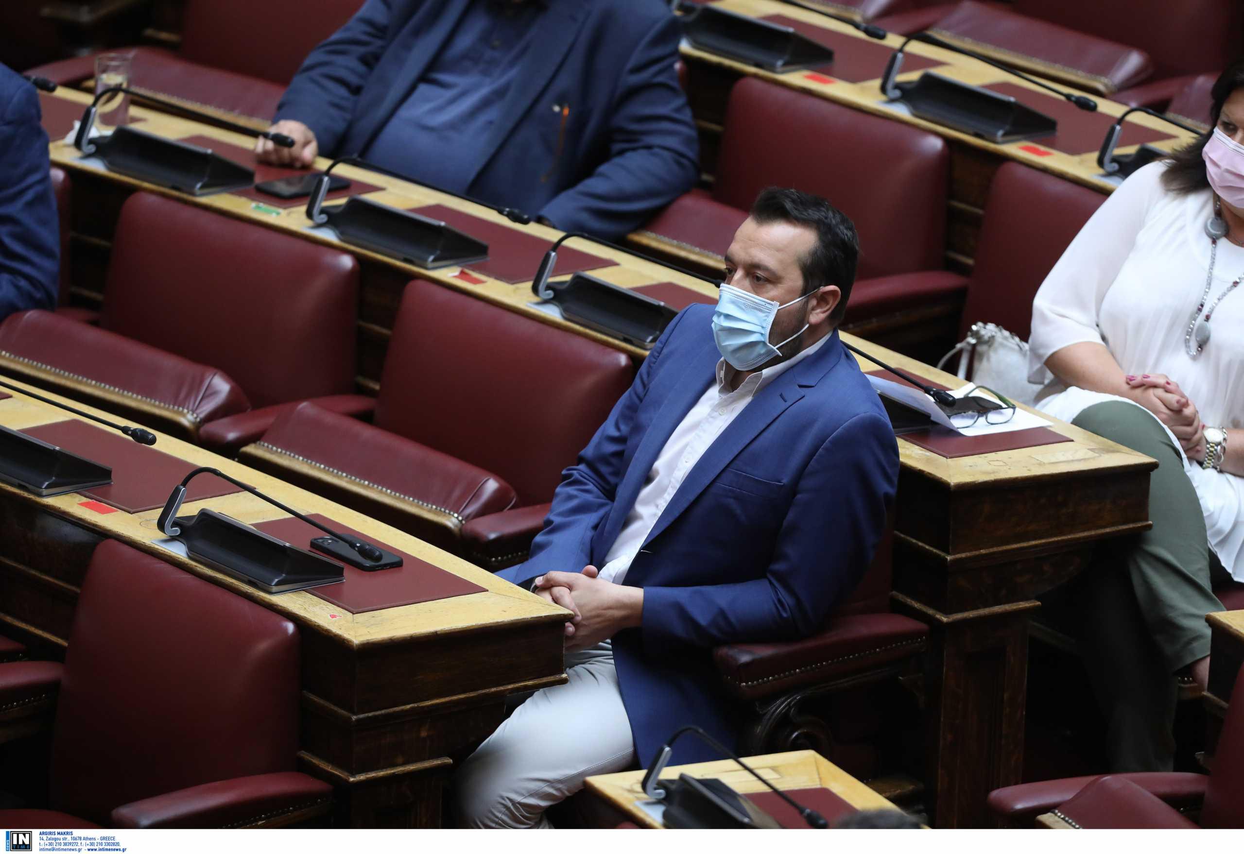 Βουλή: Η συζήτηση για την άσκηση δίωξης ή μη κατά του πρώην υπουργού Νίκου Παππά