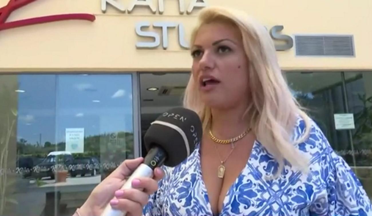 """Η Νάνσυ Παραδεισανού απαντά για την """"αιχμή"""" στην Ιωάννα Μαλέσκου"""