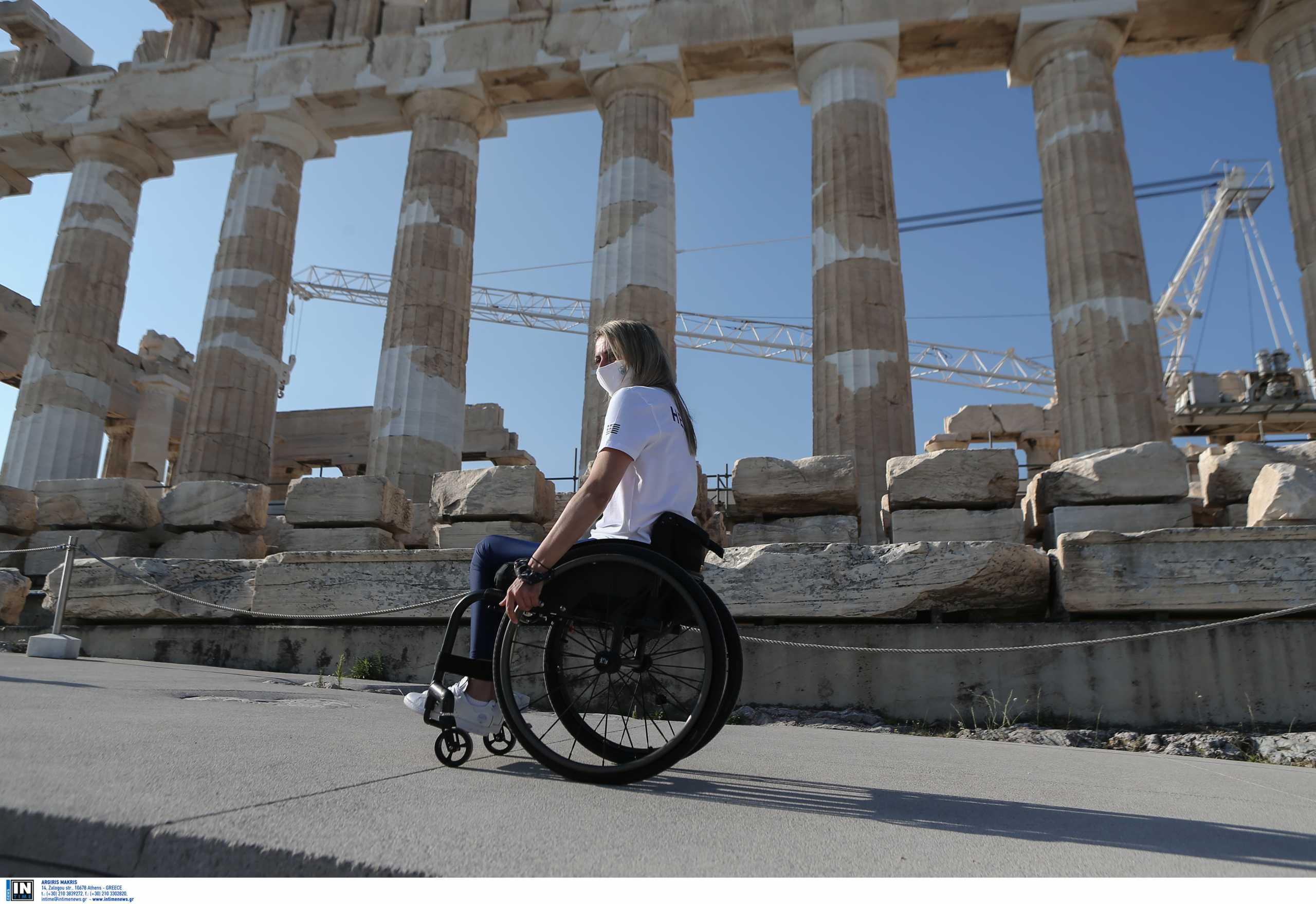Κυριάκος Μητσοτάκης: «Η Ακρόπολη είναι πια προσβάσιμη σε όλους»