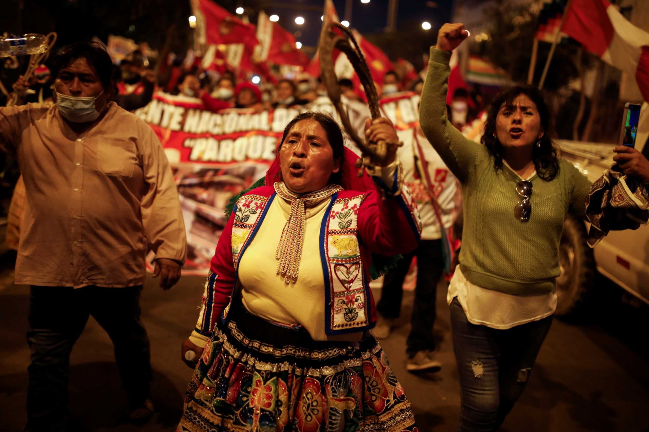 Το Περού έχει επιτέλους πρόεδρο! Και επίσημα νικητής ο Πέδρο Καστίγιο