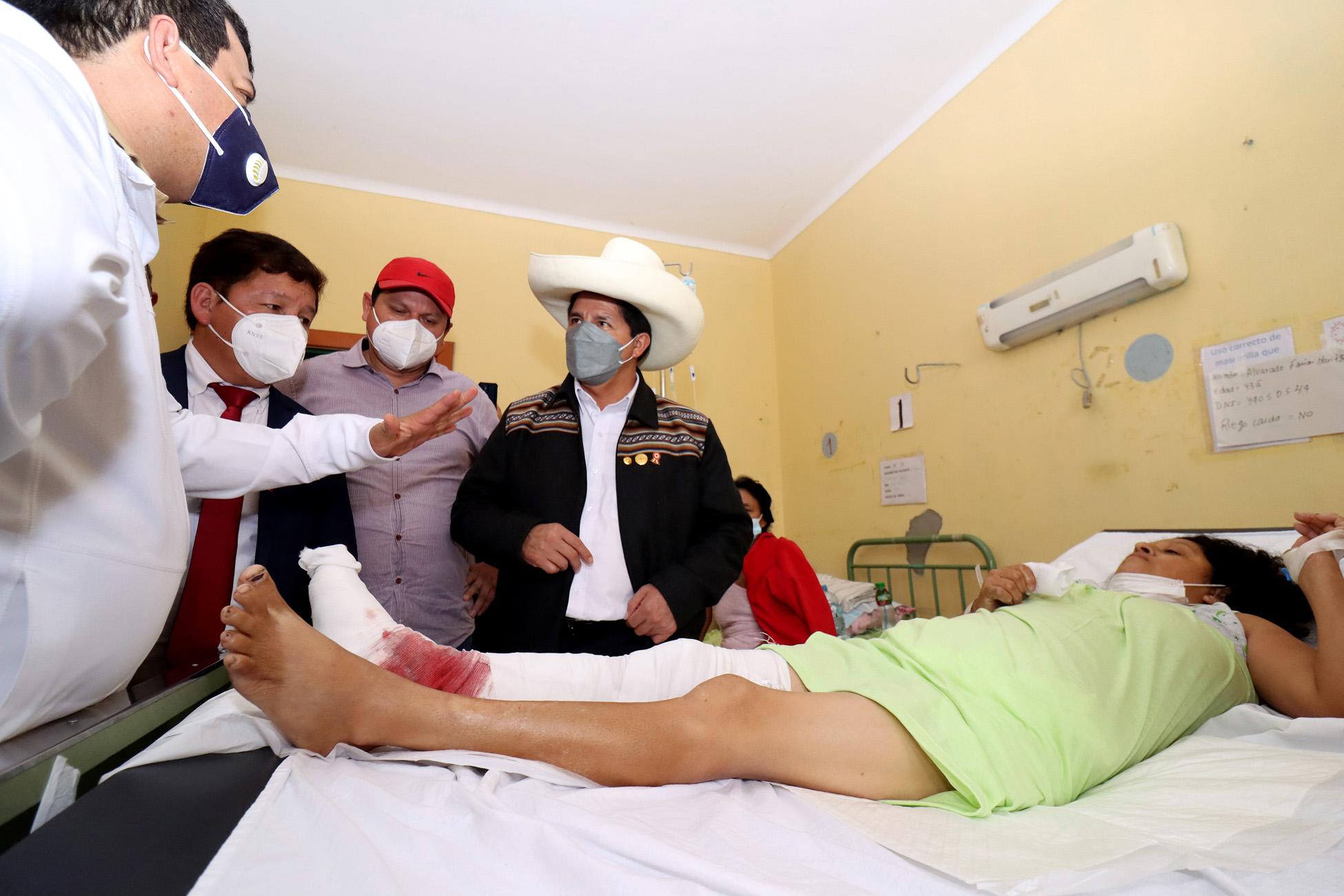 Περού: 40 τραυματίες μετά τον σεισμό 6,1 Ρίχτερ