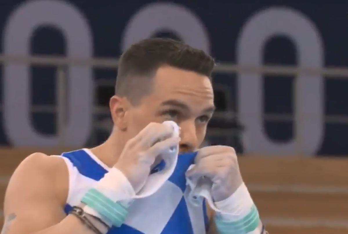 Λευτέρης Πετρούνιας: Αυτή είναι η εκπληκτική προσπάθεια του στα προκριματικά των Ολυμπιακών Αγώνων