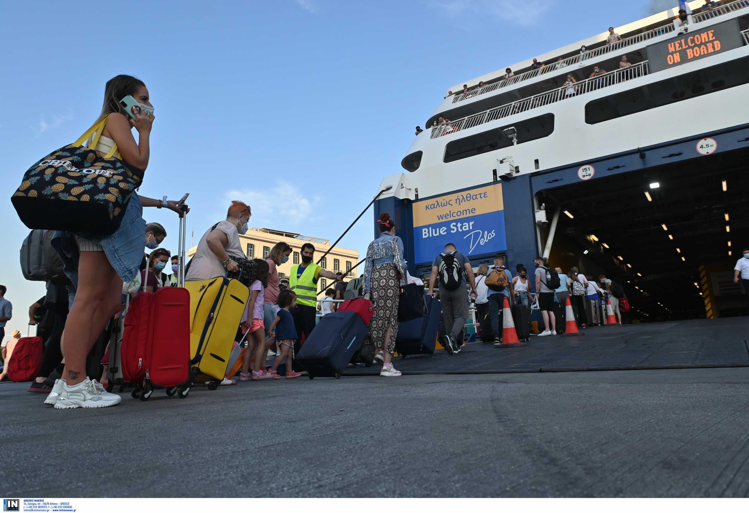 Γιάννης Πλακιωτάκης: Δεν έχει επιτραπεί η επιβίβαση σε 22.000 επιβάτες από τον Ιούνιο