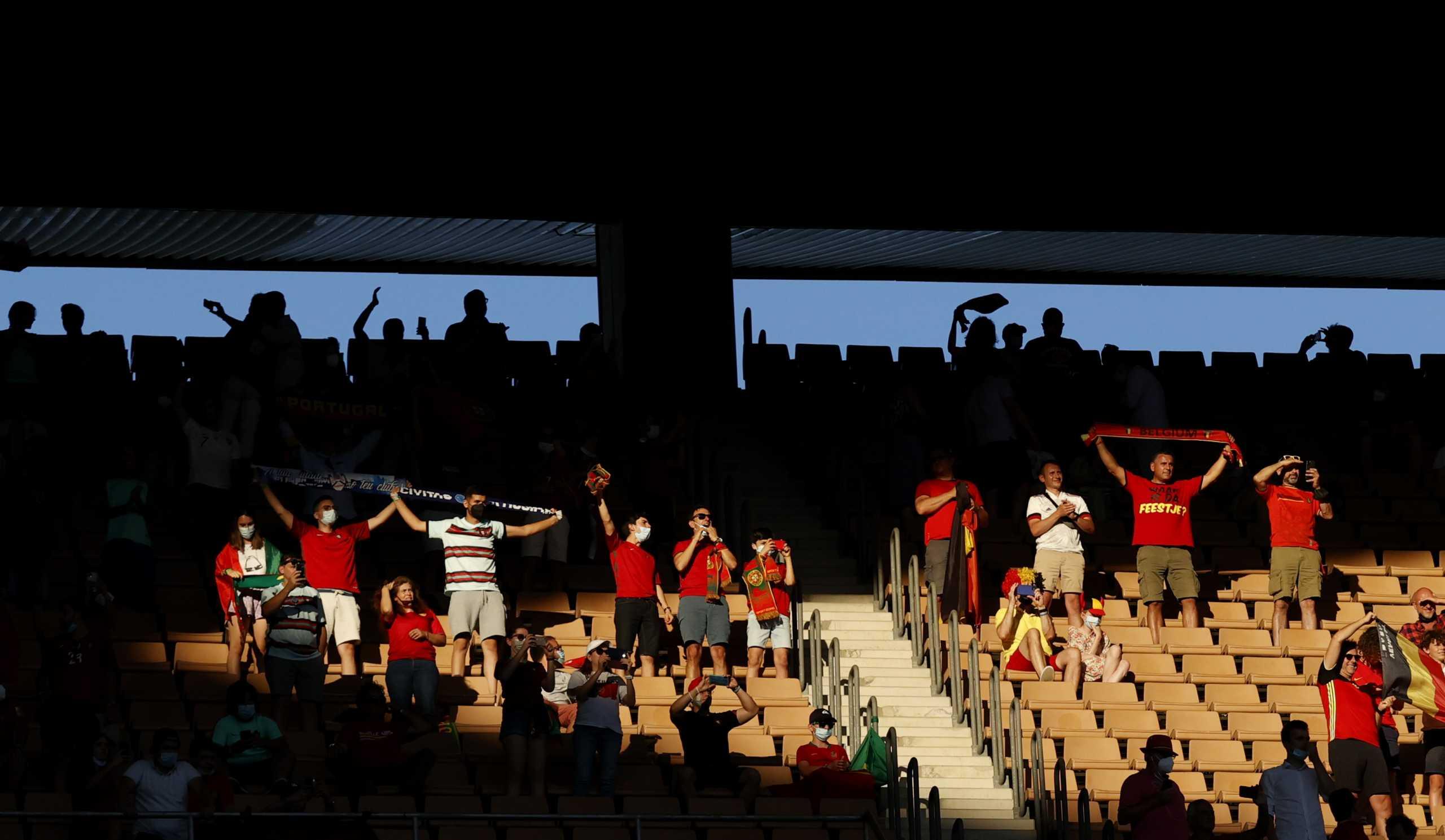 Μετάλλαξη Δέλτα: Εννιά κρούσματα σε οπαδούς της Εθνικής Πορτογαλίας
