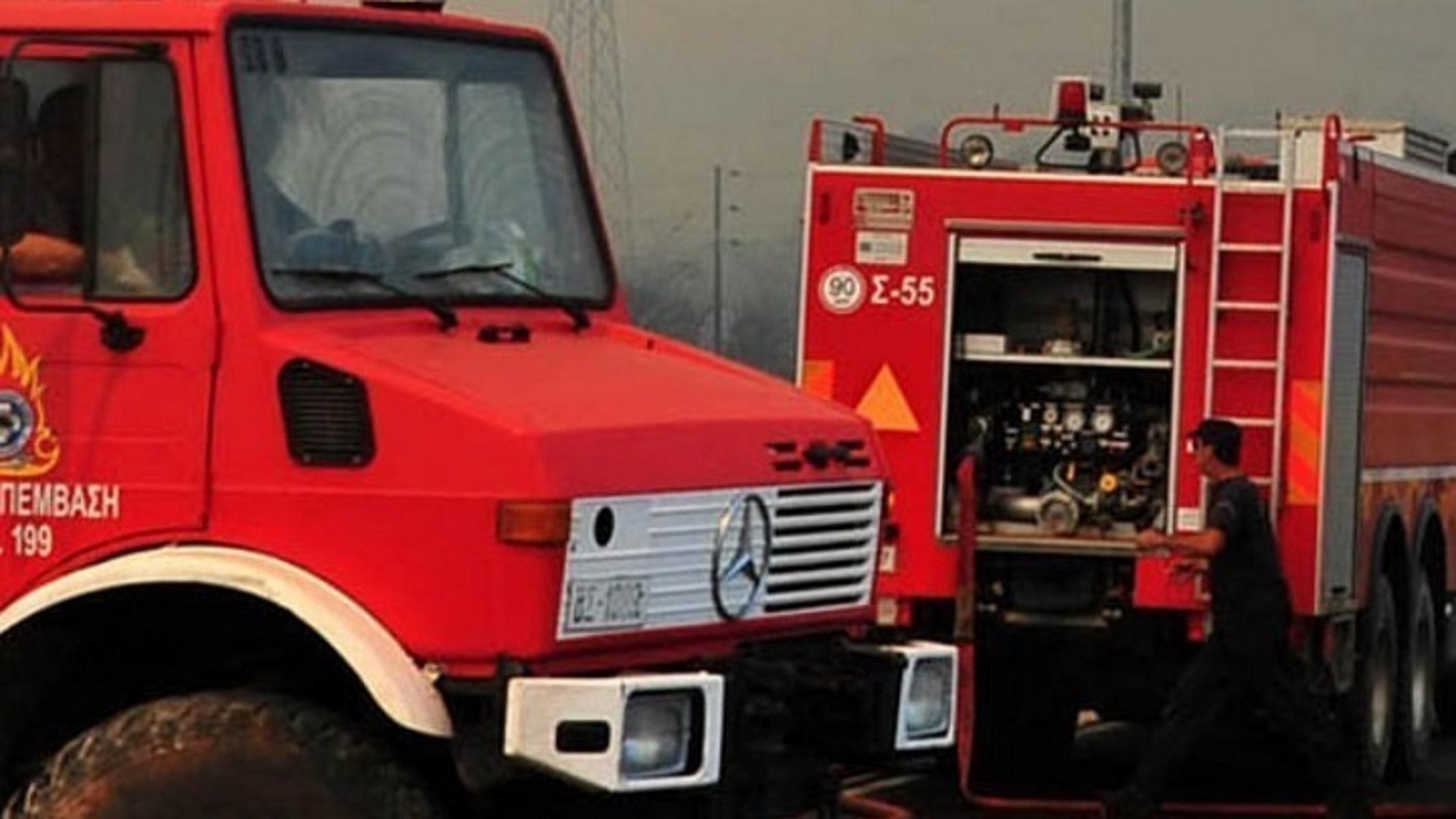 Φωτιά στην Κρήτη: 25χρονος συνελήφθη για τη μεγάλη πυρκαγιά