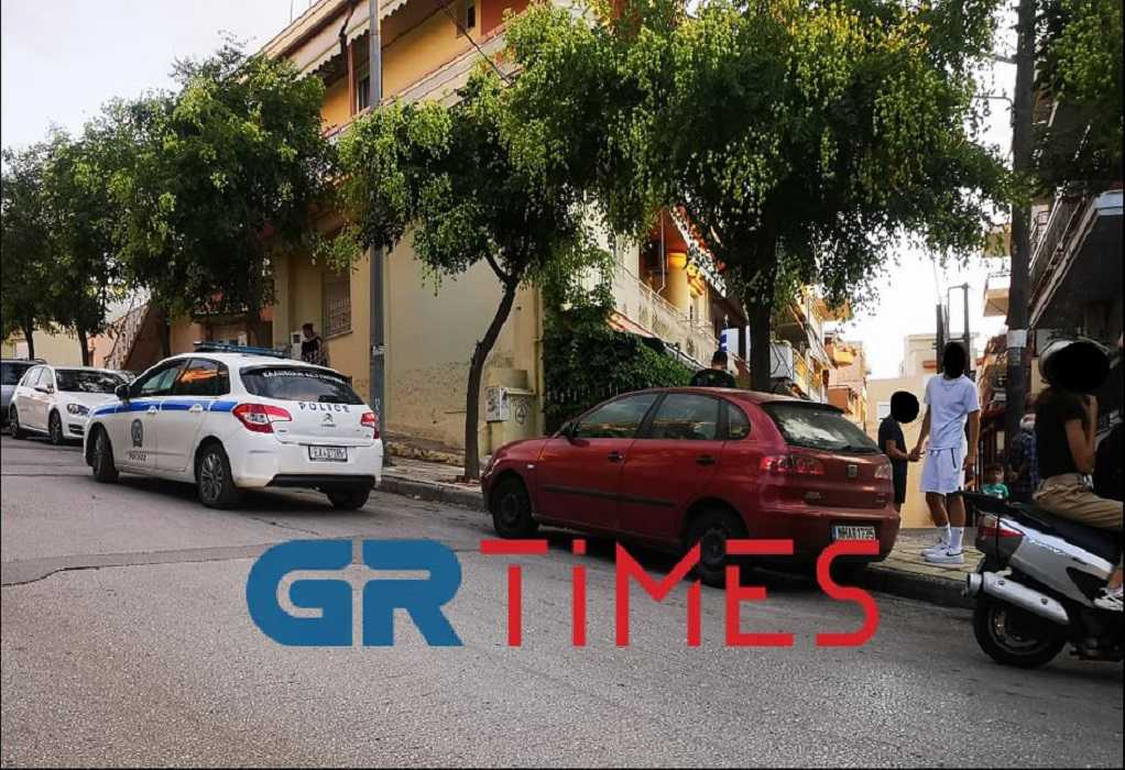 Θεσσαλονίκη: «Άναψαν τα αίματα» και βγήκαν όπλα – Τον πυροβόλησε στην γάμπα