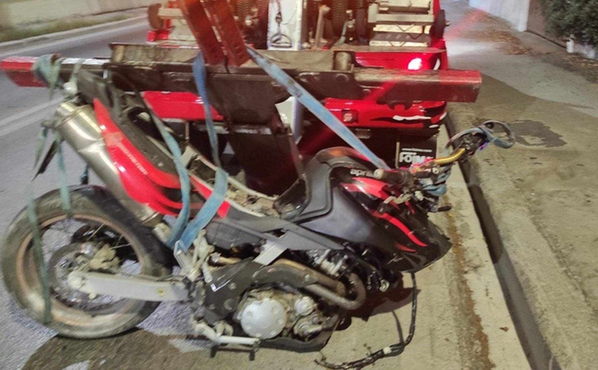 Ρόδος: Σκοτώθηκε στο σχόλασμα υπάλληλος ξενοδοχείου – Διαλύθηκε το μηχανάκι του, στο φοβερό τροχαίο
