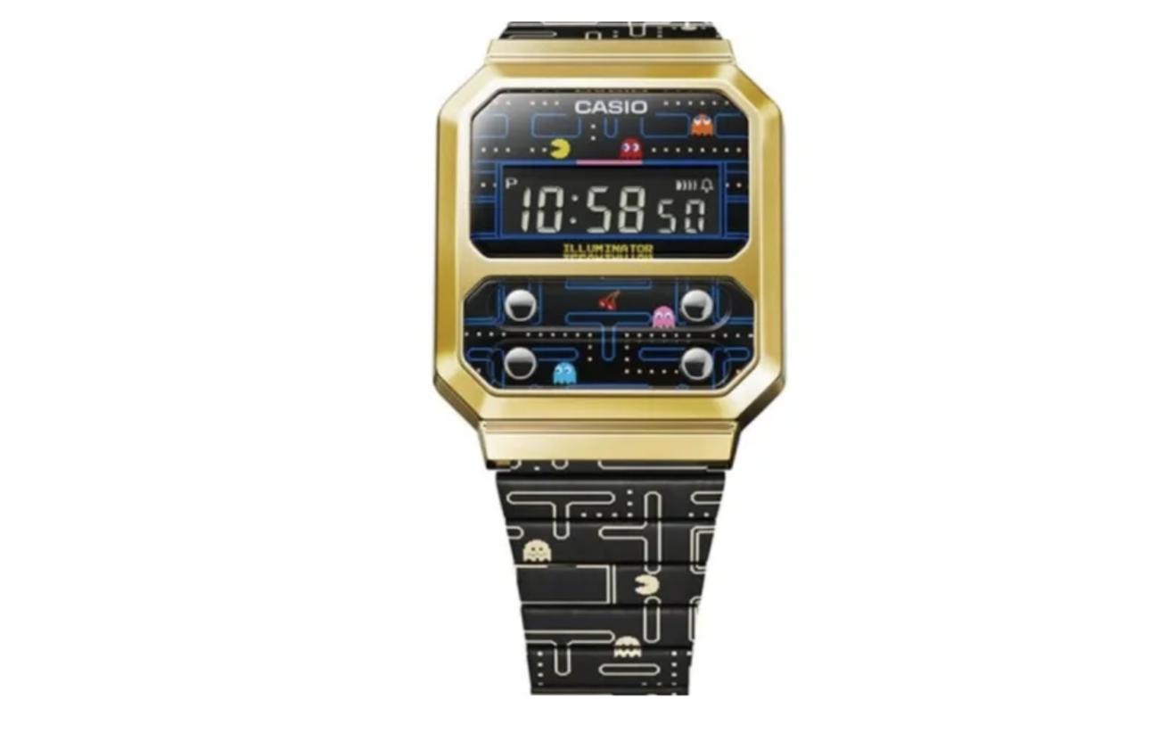 Ένα ρολόι από την Casio που θα αγαπήσουν όλοι οι οπαδοί των 80's