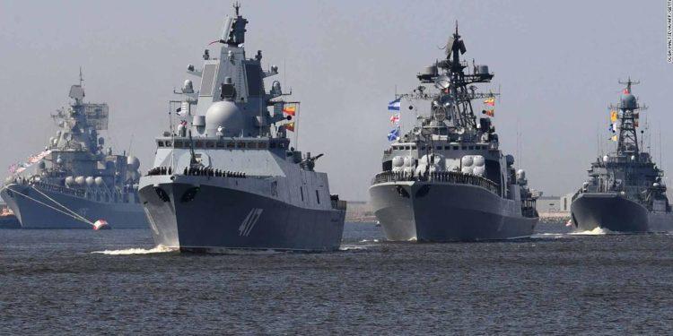 Μαύρη Θάλασσα: Ρωσικά γυμνάσια με πραγματικά πυρά «μια ανάσα» από τις ΝΑΤΟϊκές δυνάμεις