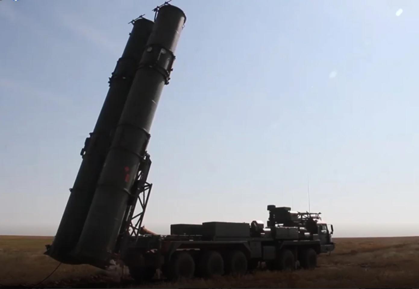 Αυτοί είναι S-500: Τα πρώτα επίσημα πλάνα εκτόξευσης των νέων πυραύλων!