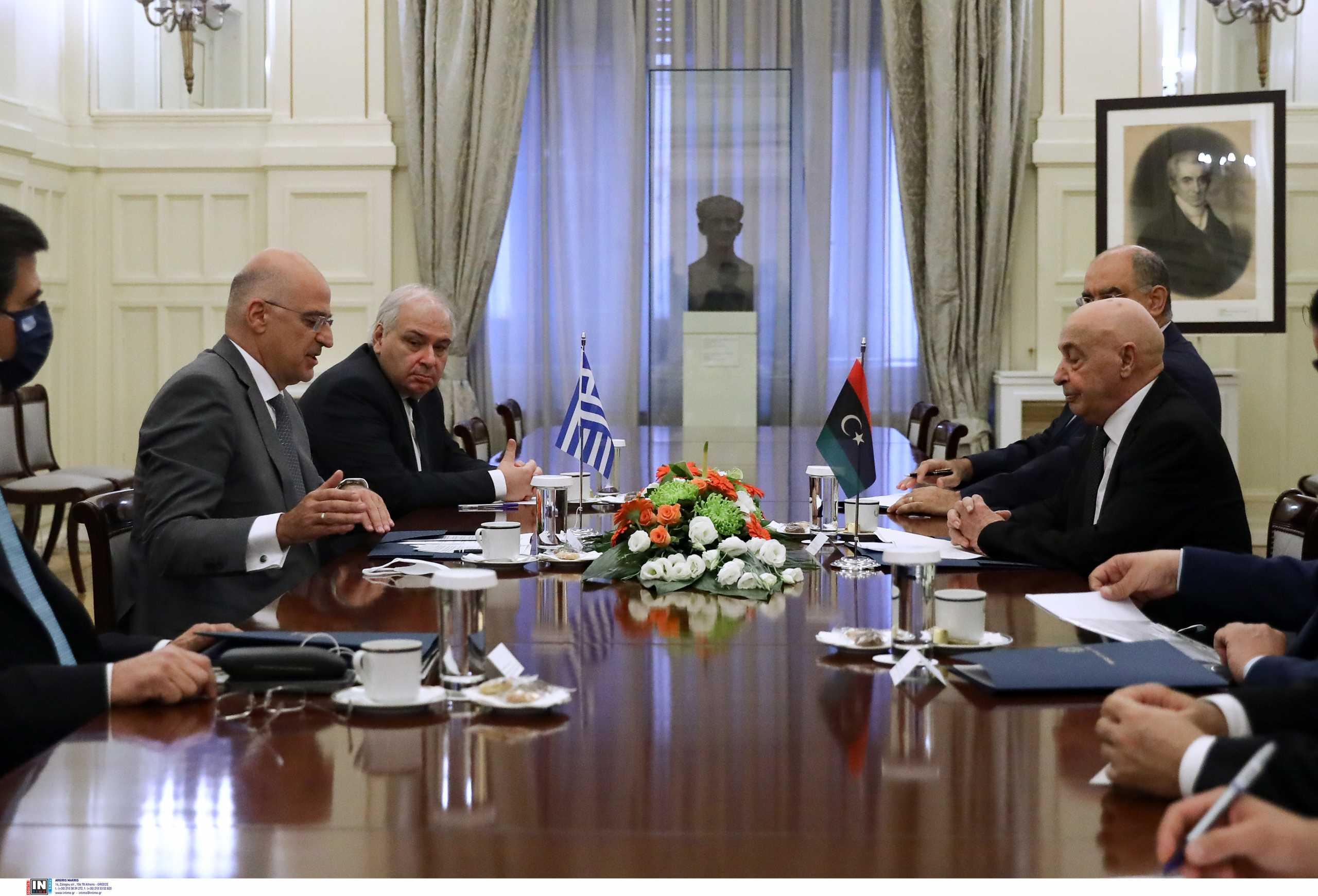 Αγκίλα Σάλεχ: Άκυρο το μνημόνιο Ερντογάν και Σάρατζ – Να φύγουν οι ξένες δυνάμεις από τη Λιβύη