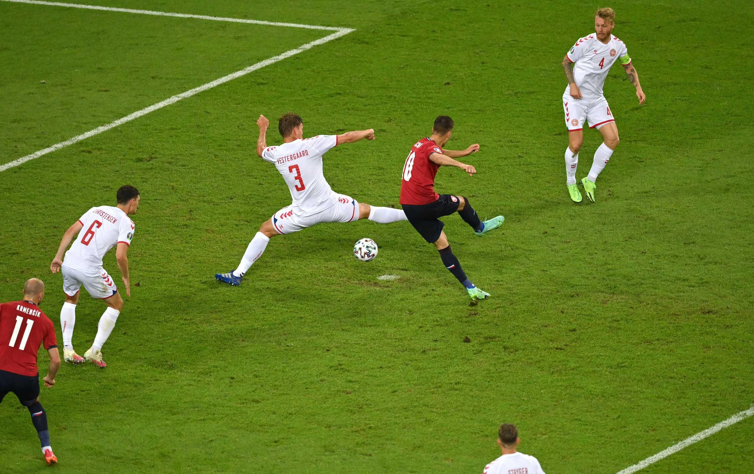 Euro 2020, Τσεχία – Δανία 1-2 ΤΕΛΙΚΟ