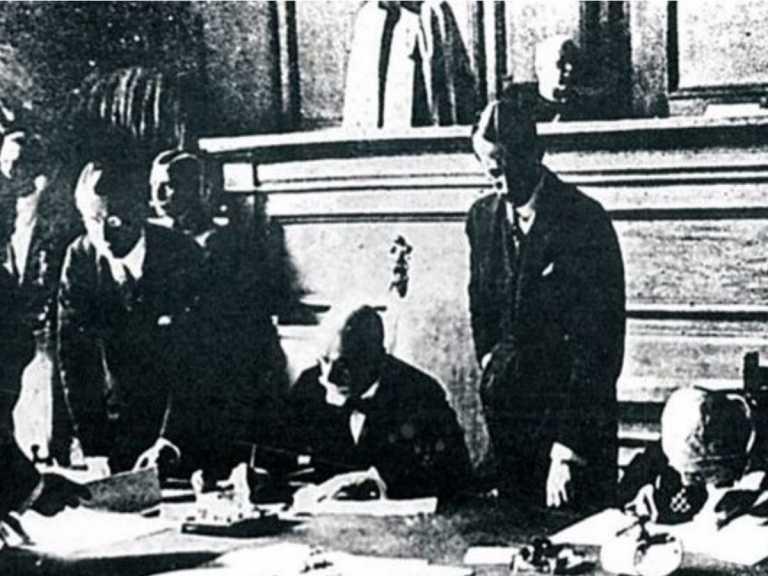 Συνθήκη της Λωζάνης: Η χρονική συγκυρία της υπογραφής που στιγμάτισε την ιστορία