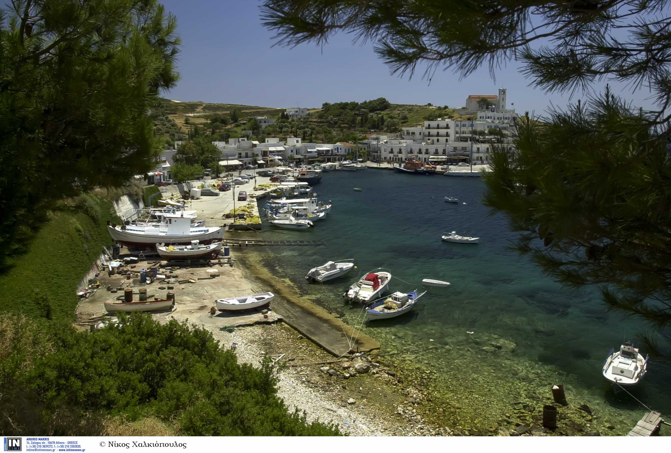 Σκύρος: Ο δημοφιλέστερος προορισμός για επισκέπτες από τη Βόρεια Ελλάδα