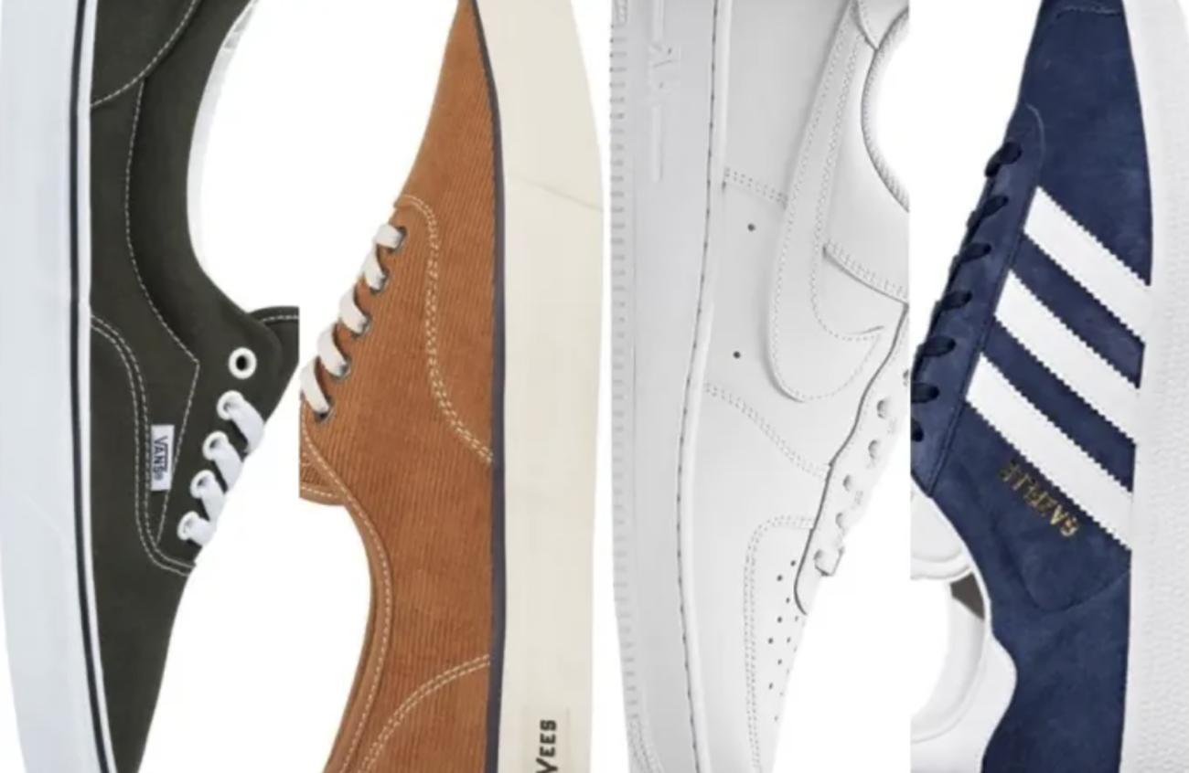 9 sneakers που δεν θα σου στοιχίσουν πάνω από 100 ευρώ