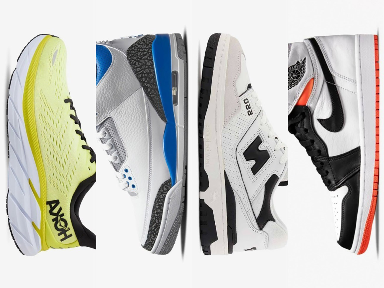 7 sneakers που δεν πρέπει να χάσεις αυτή την εβδομάδα