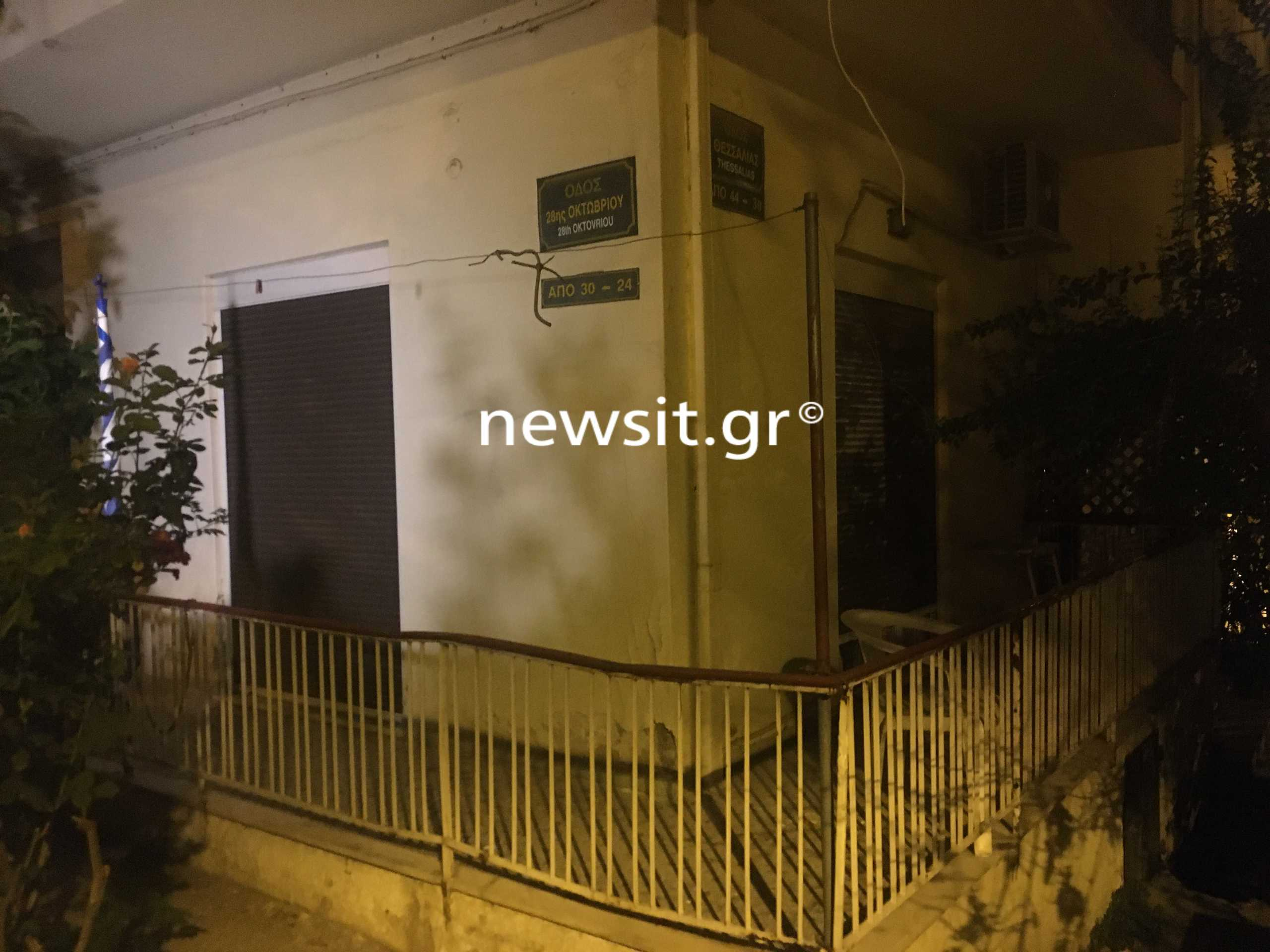 Χρήστος Παππάς: Σε αυτό το σπίτι κρυβόταν μέχρι τη σύλληψη του