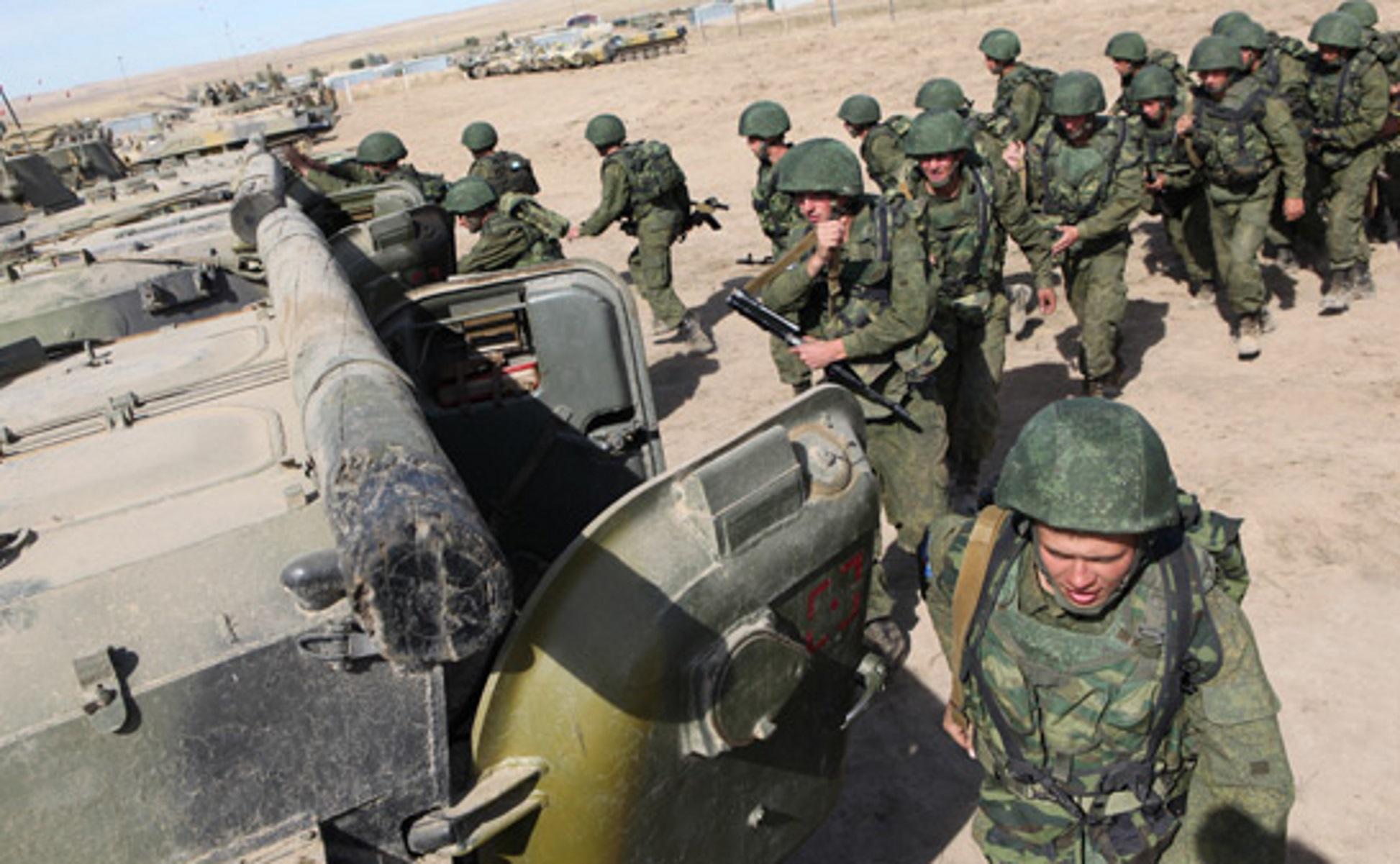 Τατζικιστάν: Οι ρωσικές Ένοπλες Δυνάμεις έκαναν «προειδοποιητικές» ασκήσεις