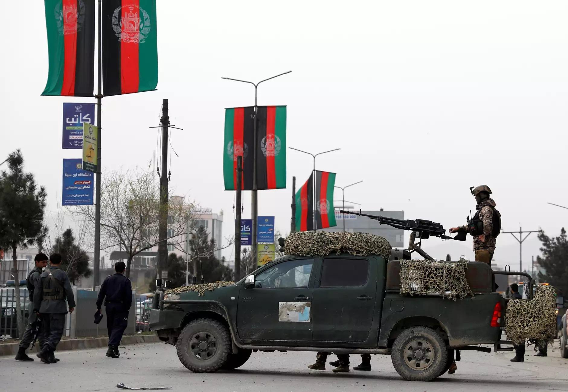 Η προειδοποίηση των Ταλιμπάν στην Τουρκία