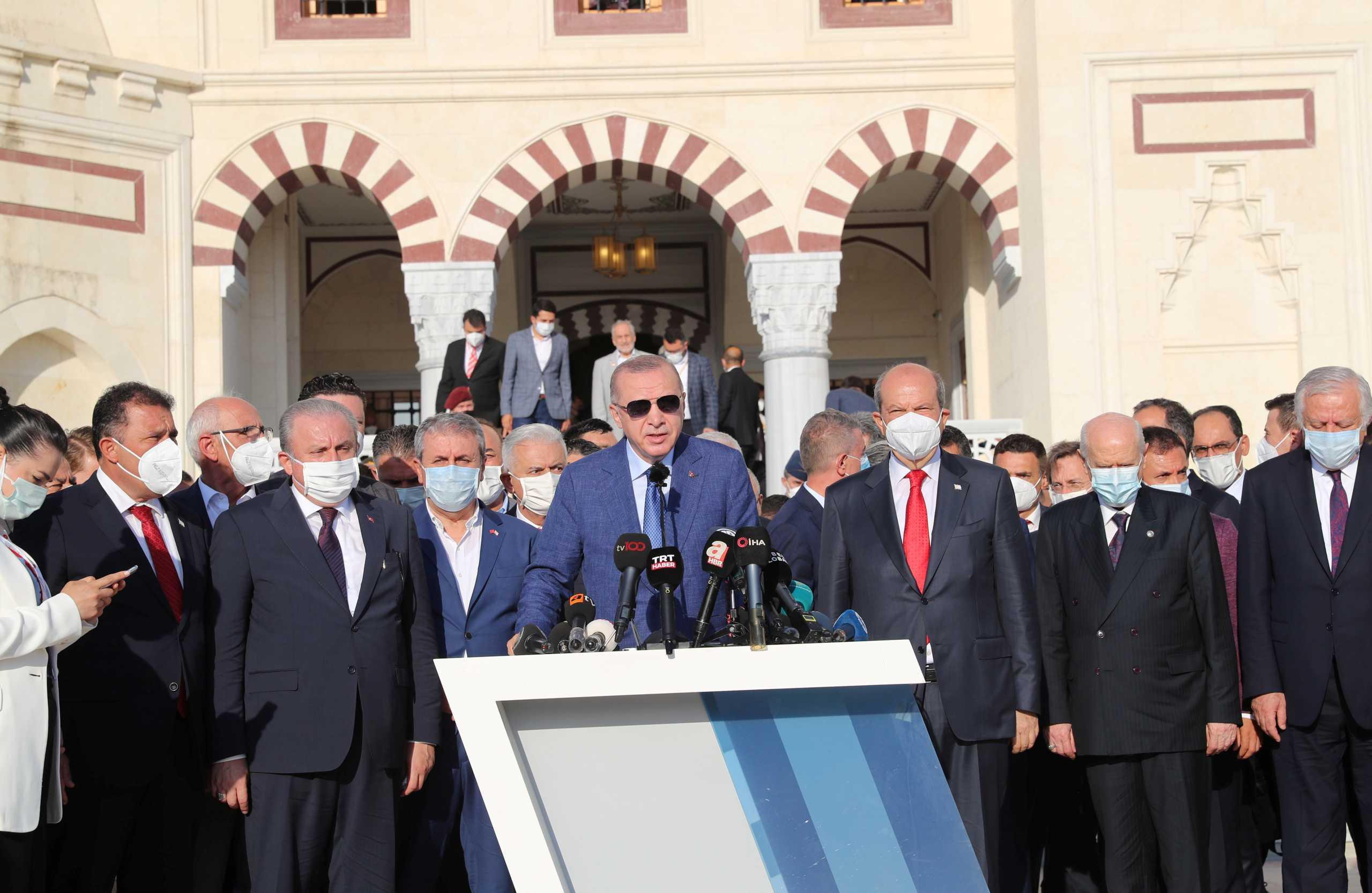 Ερντογάν και Τατάρ ανοίγουν το 3,5% της Αμμοχώστου