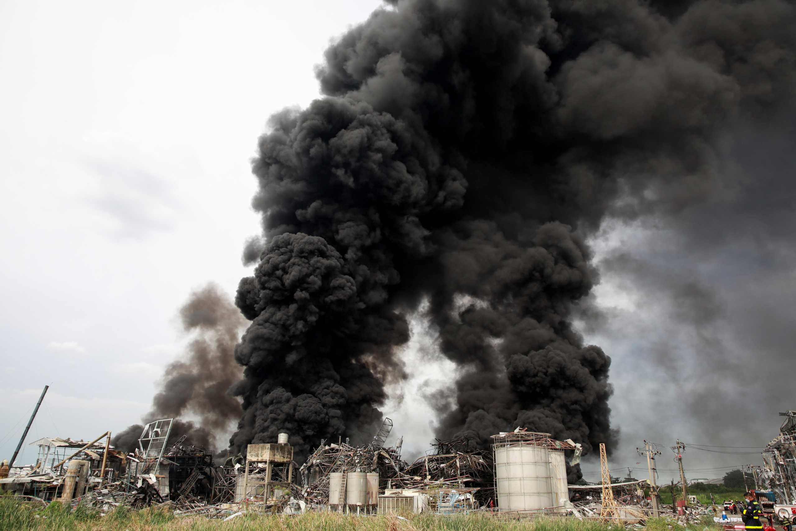Ταϊλάνδη: Ένας νεκρός και 29 τραυματίες μετά από έκρηξη σε εργοστάσιο