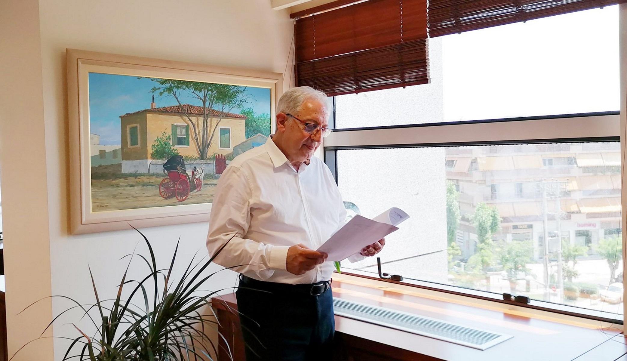 Ολοκληρωμένο σχέδιο εννέα έργων πράσινης ανάπτυξης στο Δήμο Αμαρουσίου