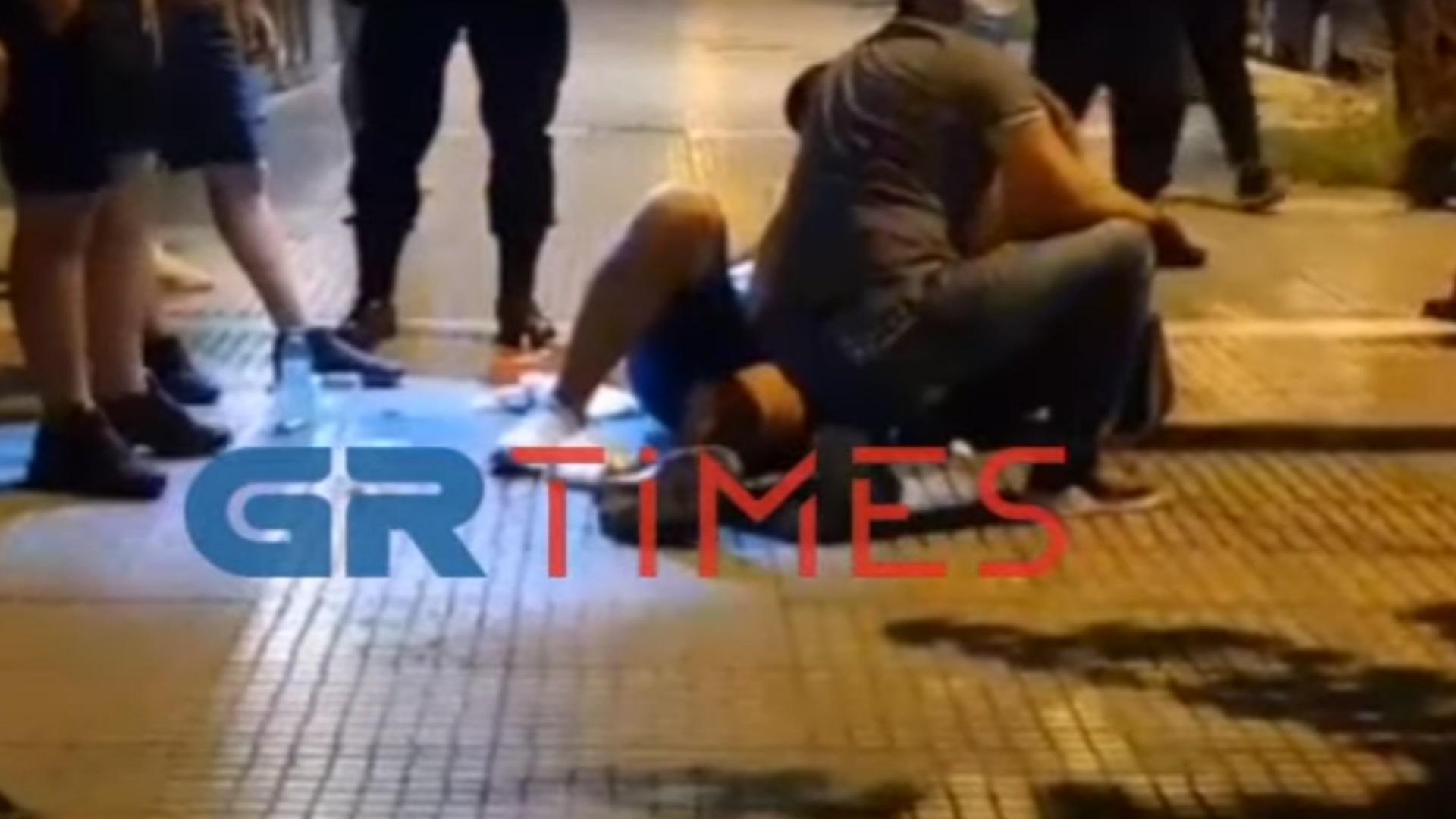 Θεσσαλονίκη: Κατέβηκε από το αυτοκίνητο και τον πυροβόλησε