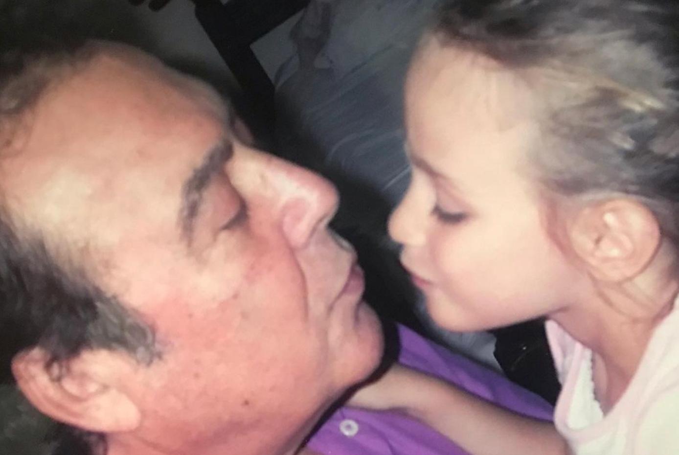 Τόλης Βοσκόπουλος: Το σπαρακτικό αντίο της κόρης του