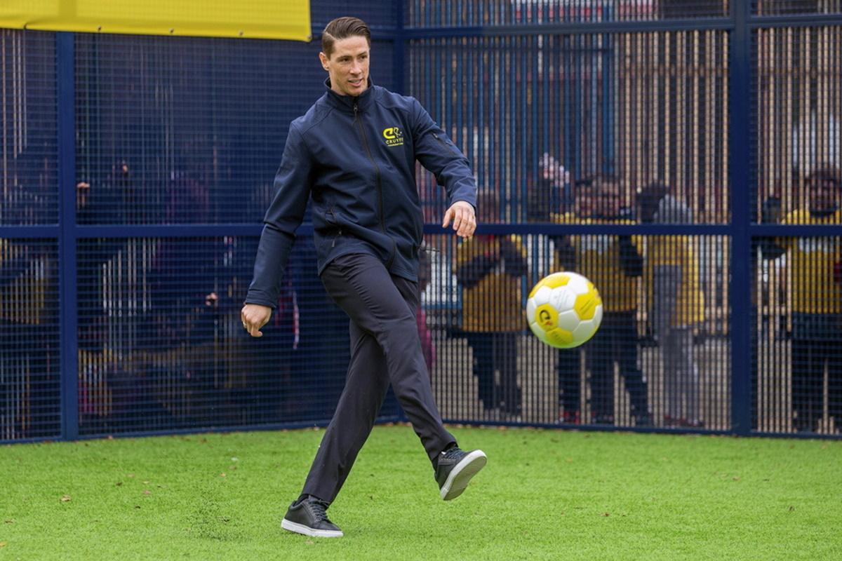 Προπονητής στην Κ18 της Ατλέτικο Μαδρίτης ο Φερνάντο Τόρες